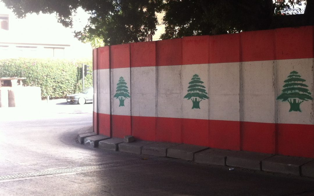 Viajando solo al Líbano con 18 años: Beirut