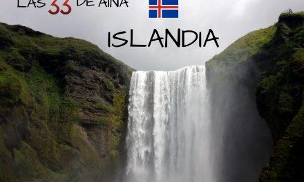 Las 33 de Aina: Islandia