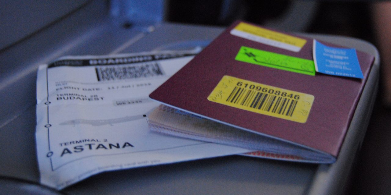 5 horas de vuelo hasta Kazajistán con Wizzair