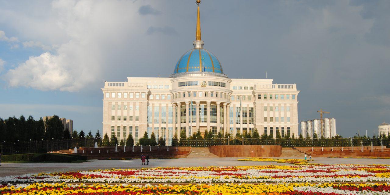 Conociendo Astana, la reina de la estepa