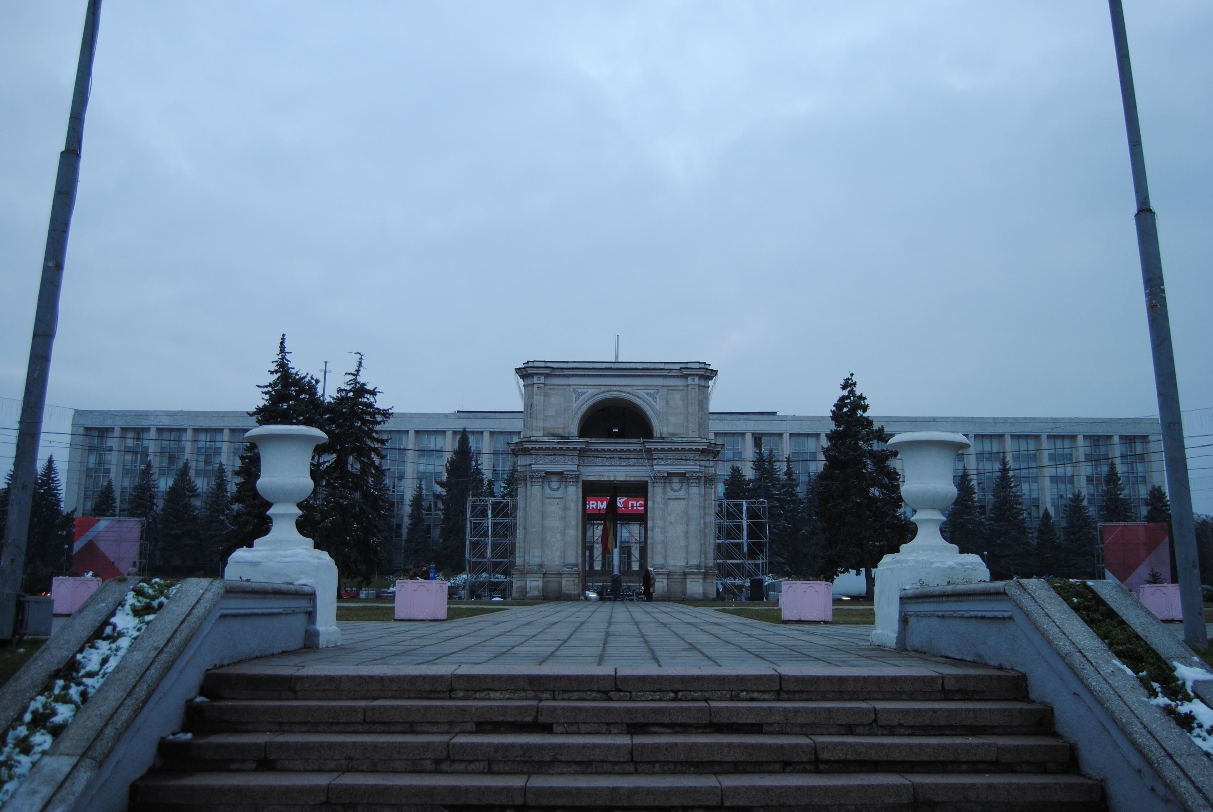 Arco de triumfo de Chisinau
