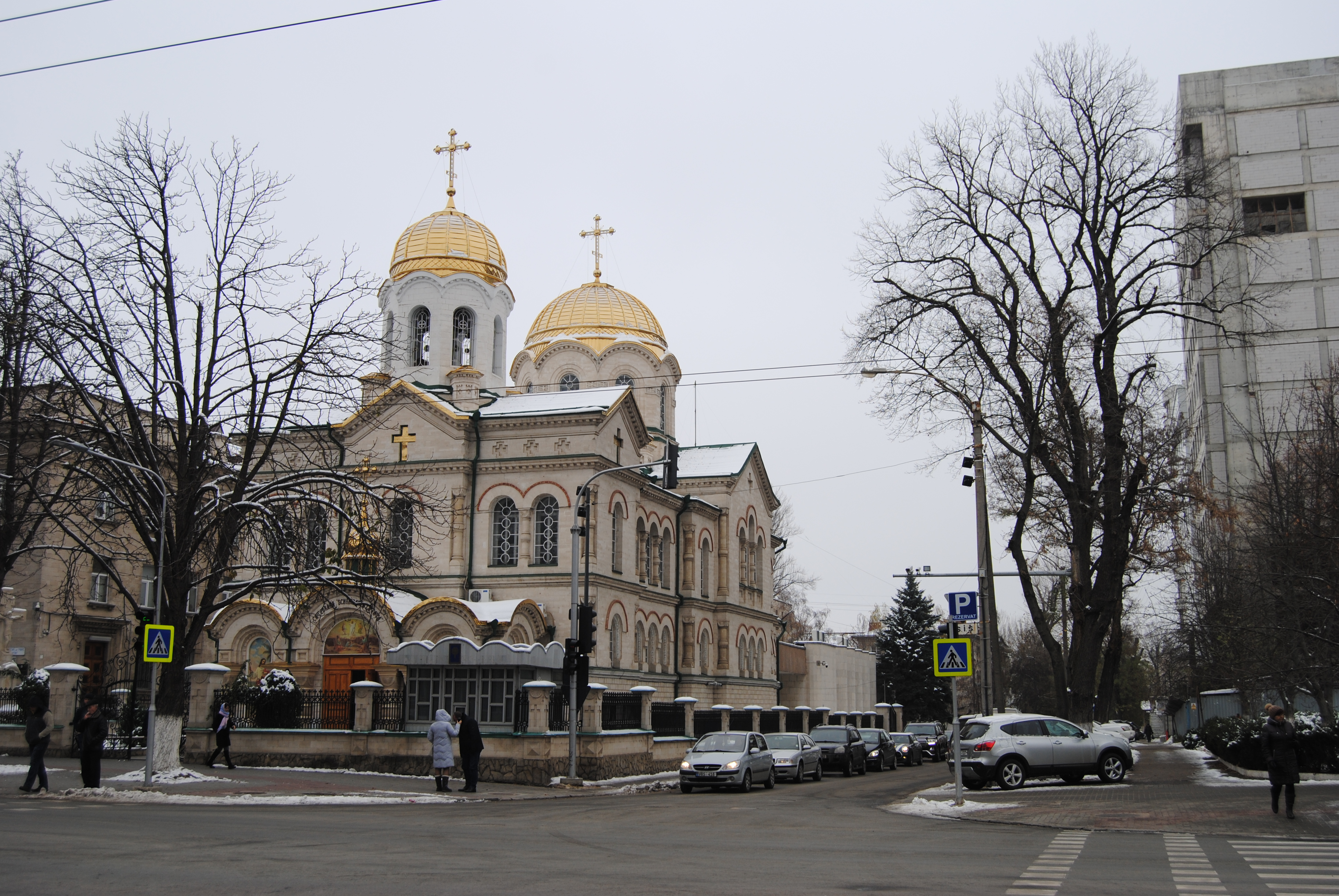 Iglesia de la Transfiguración de Chisinau