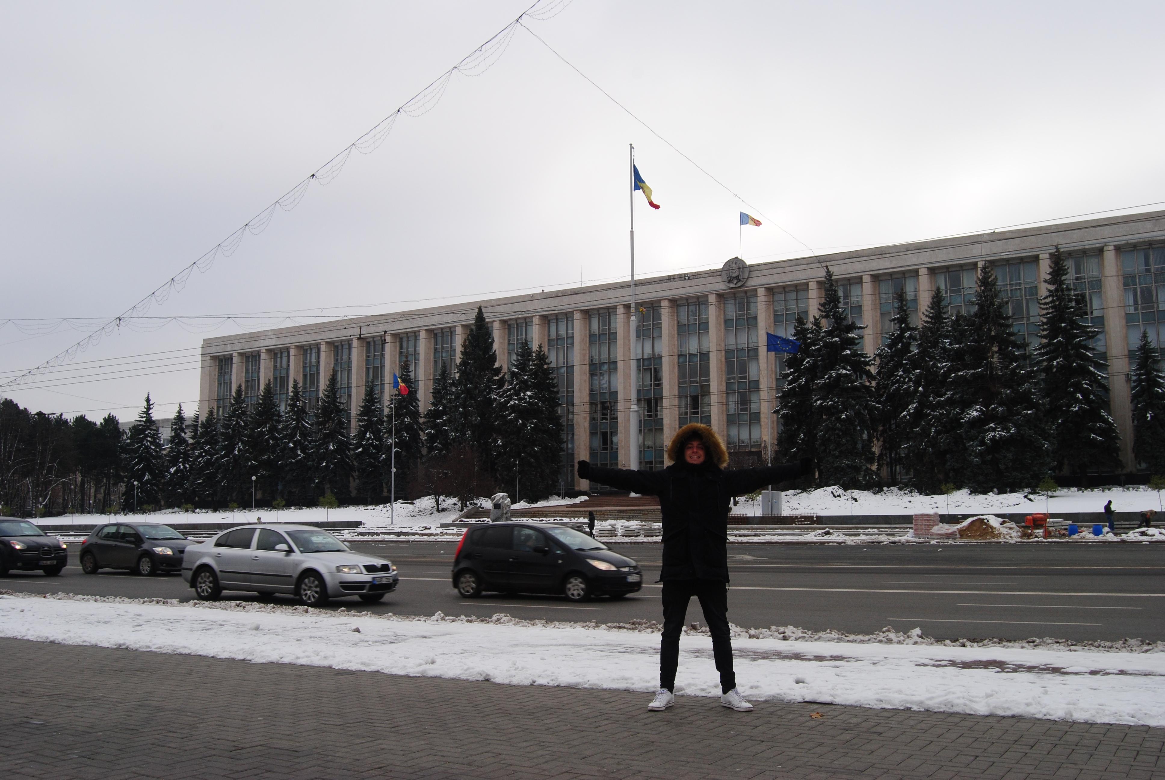 Gobierno de Moldavia, Chisinau