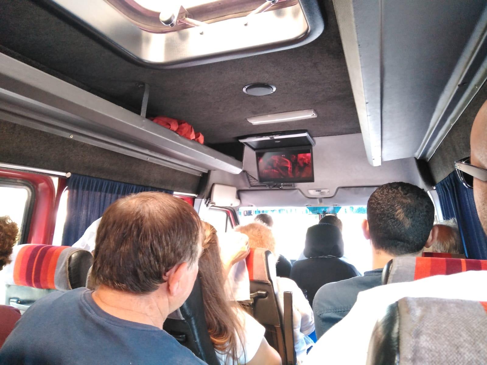 Minibús de Tirana a Shkodër