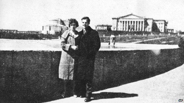 Lee Harvey Oswald en Minsk