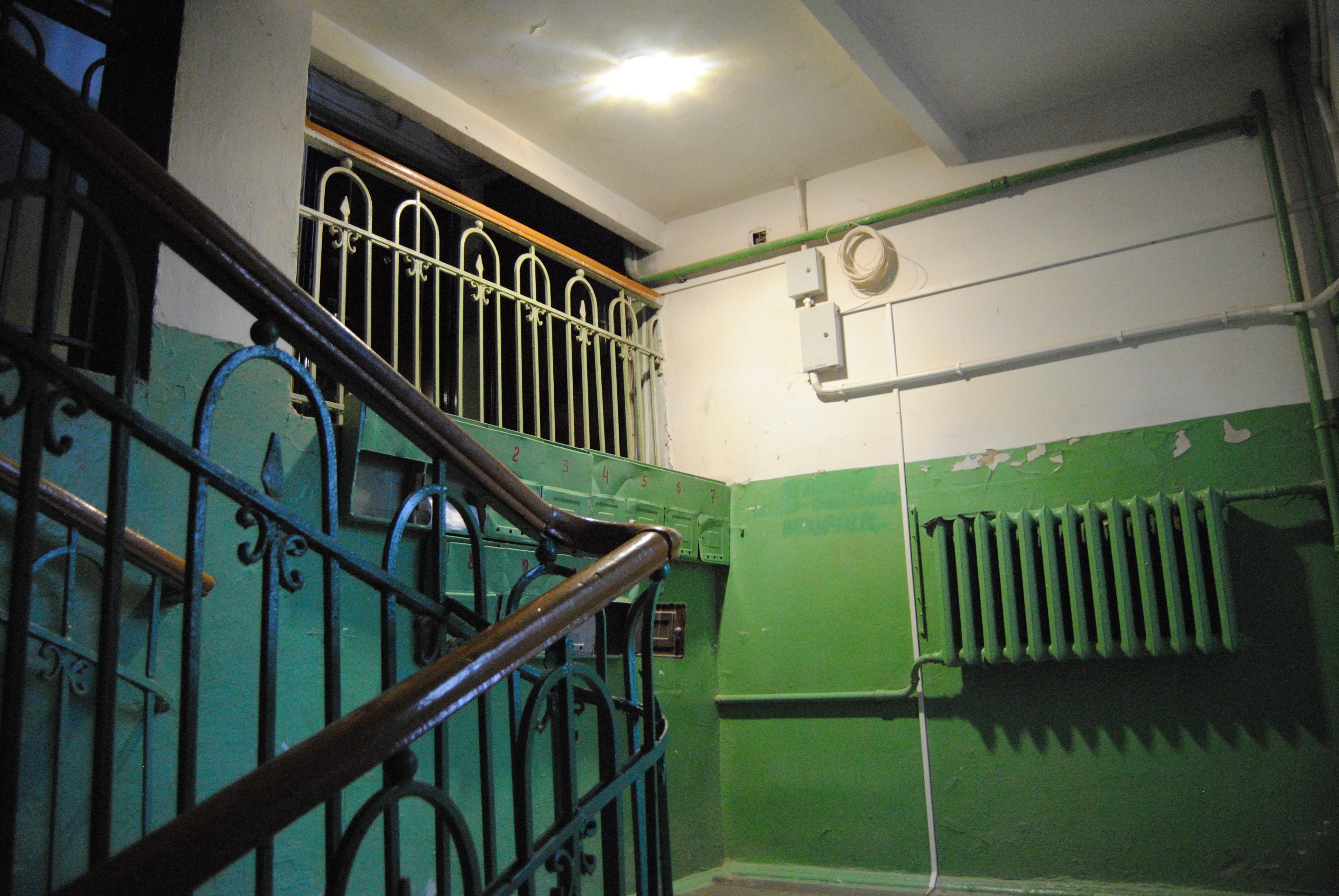 Apartamento en el que vivió Lee Harvey Oswald