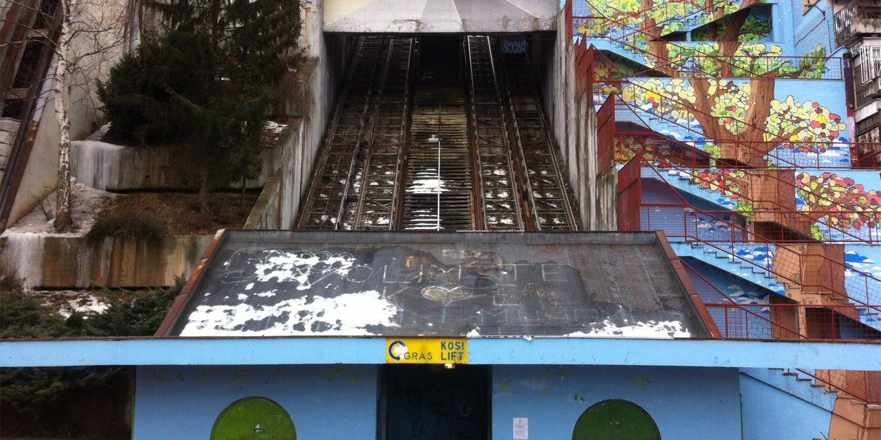 Sarajevo, una ciudad todavía dividida
