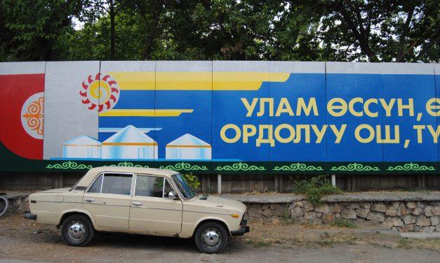 Una semana en Osh, la segunda ciudad de Kirguistán