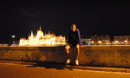 Pasando una noche en Budapest