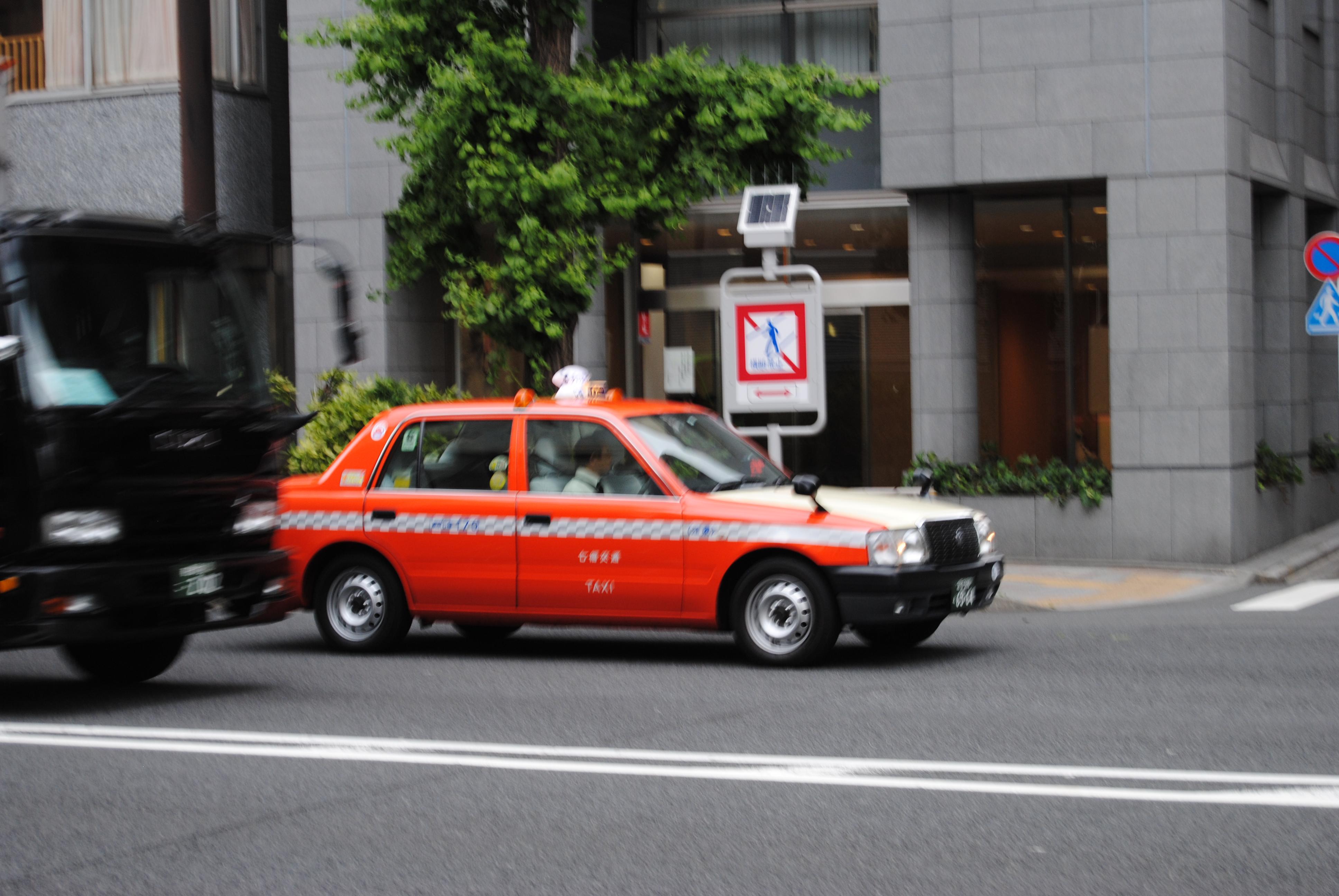 Taxi japonés