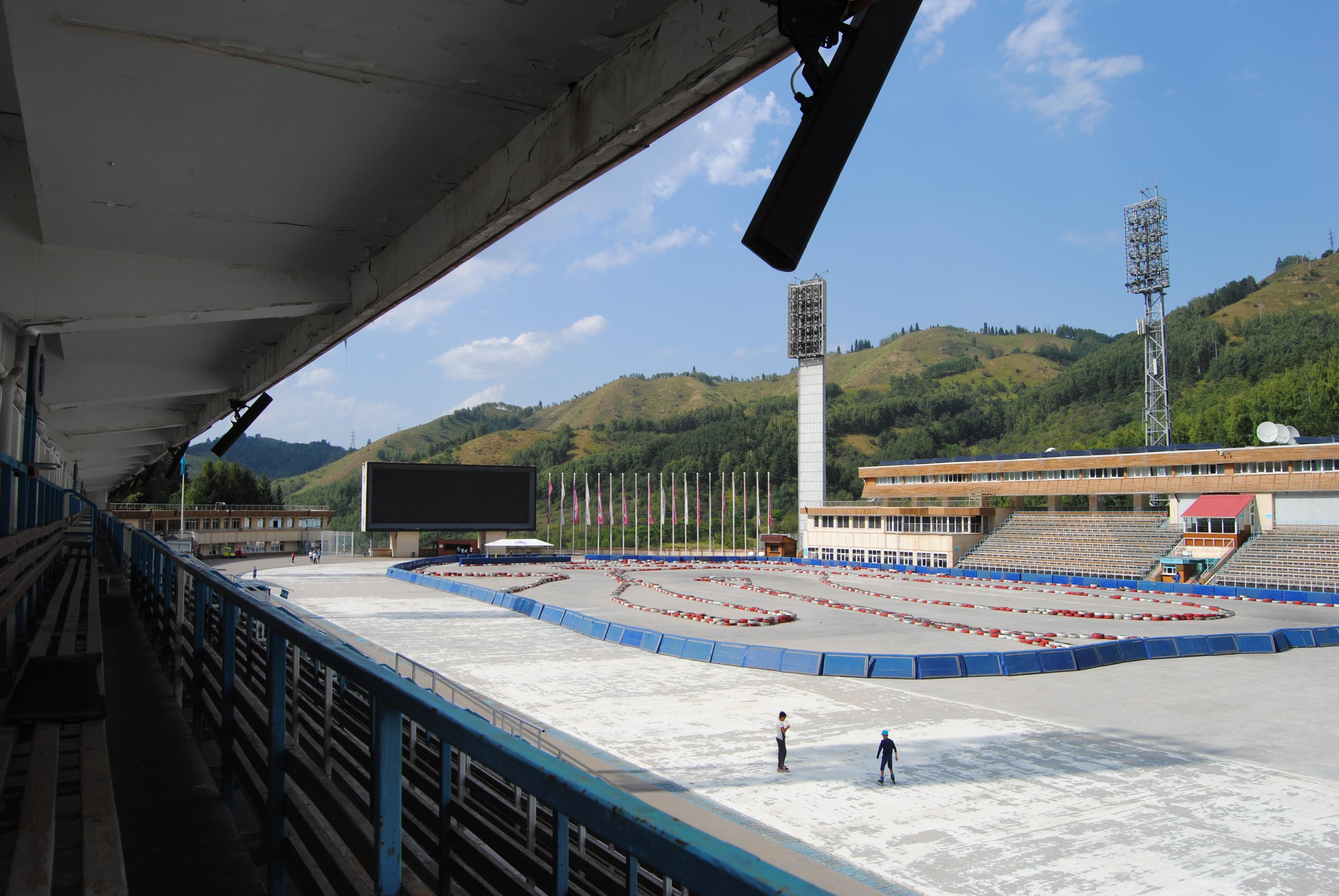 Pista de patinaje de Medeu, Almaty