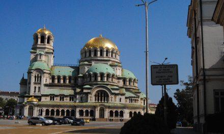 Las 33 de Dídac: Sofía, una capital emergente