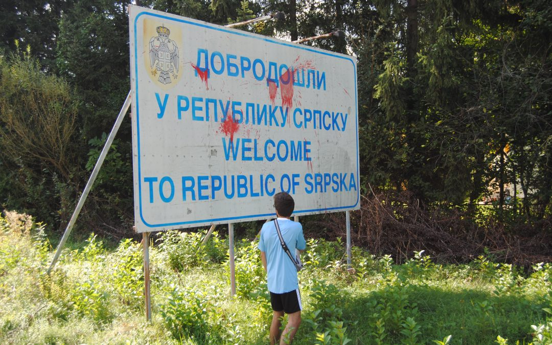 Un viaje por tierra de Sofía a Sarajevo