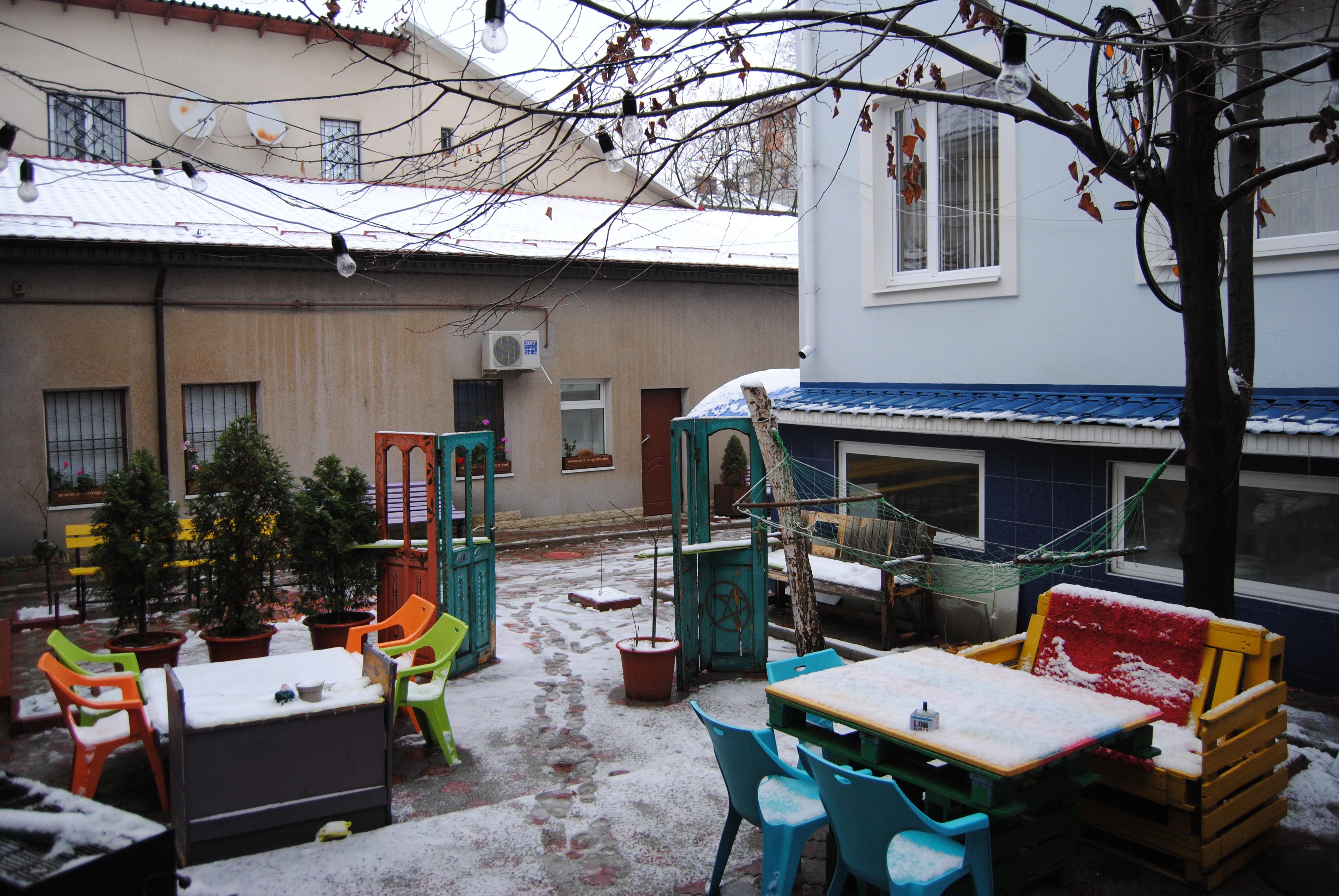 Tapok Hostel, Chisinau