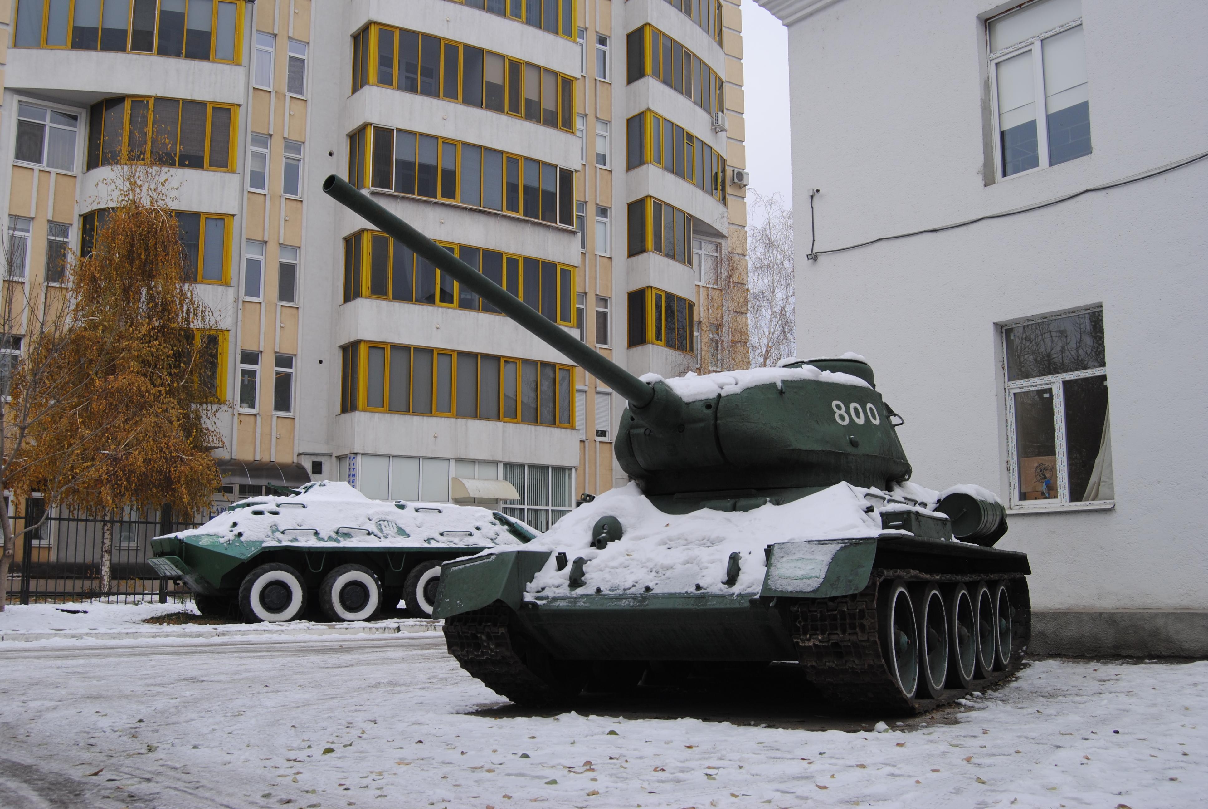 Museo Militar de Chisinau