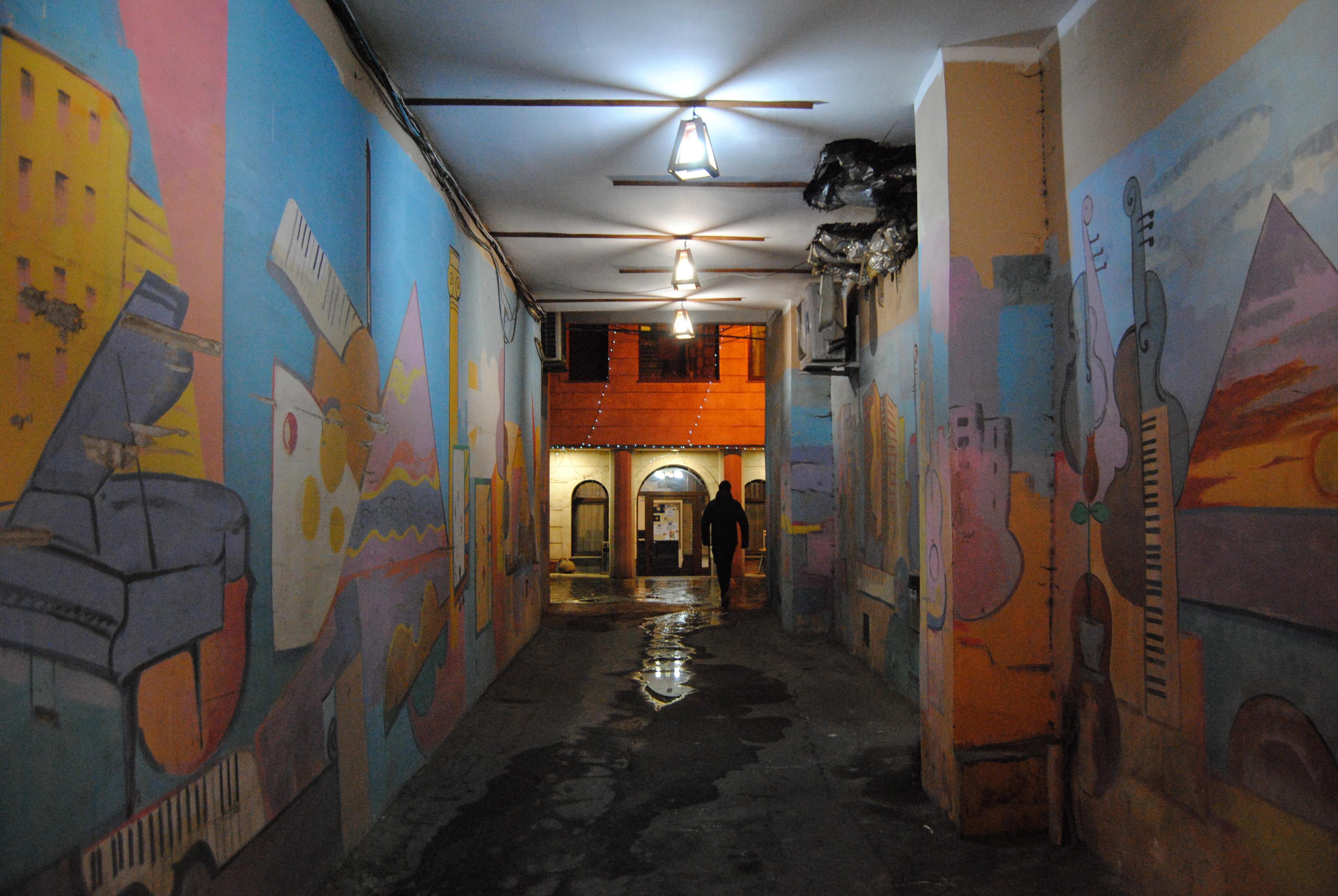 portales de Ereván