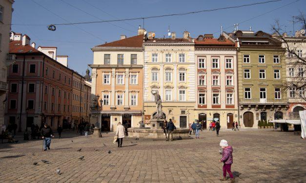 Qué hacer en Lviv, la joya de Ucrania