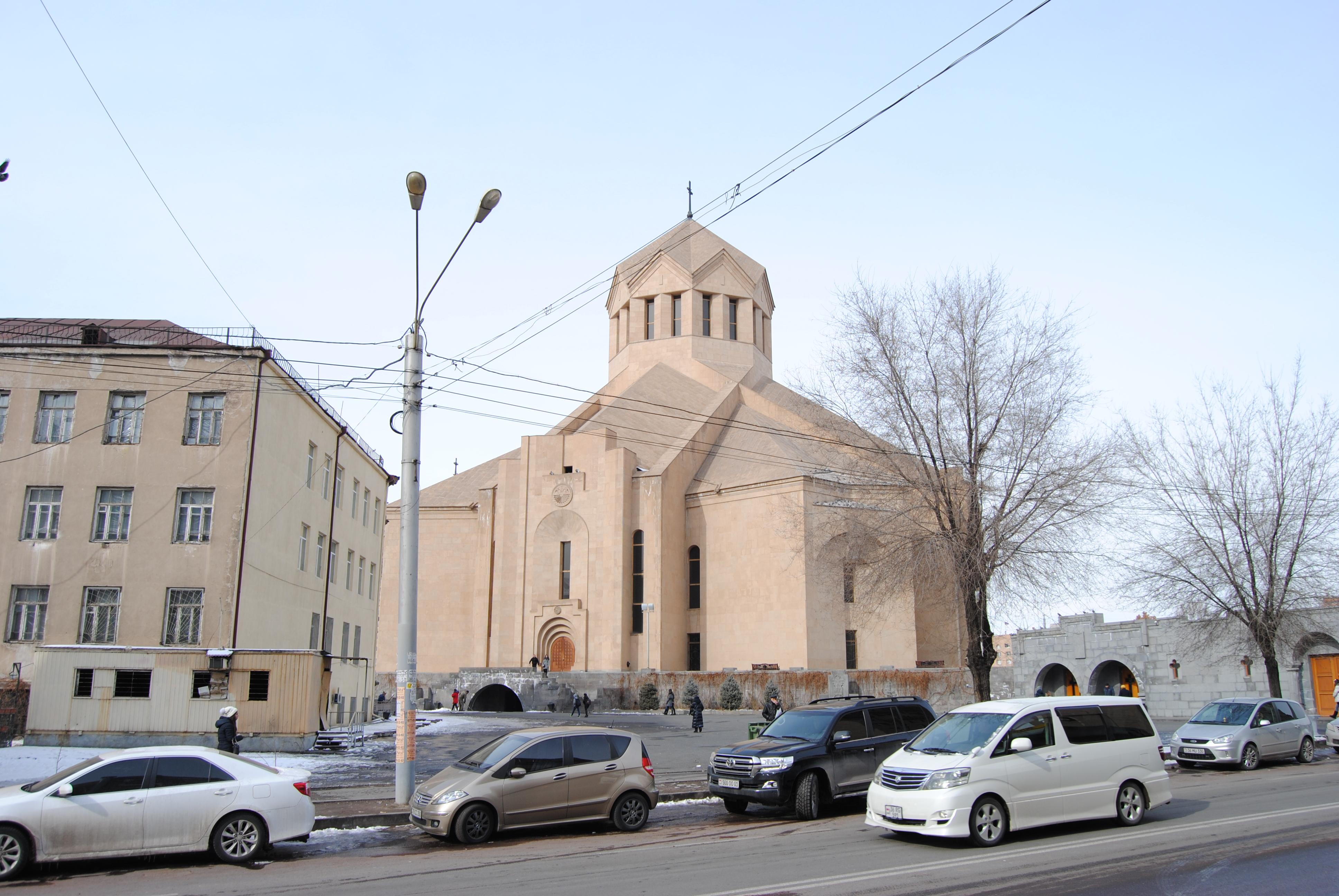 Catedral de San Gregorio el Iluminador de Ereván
