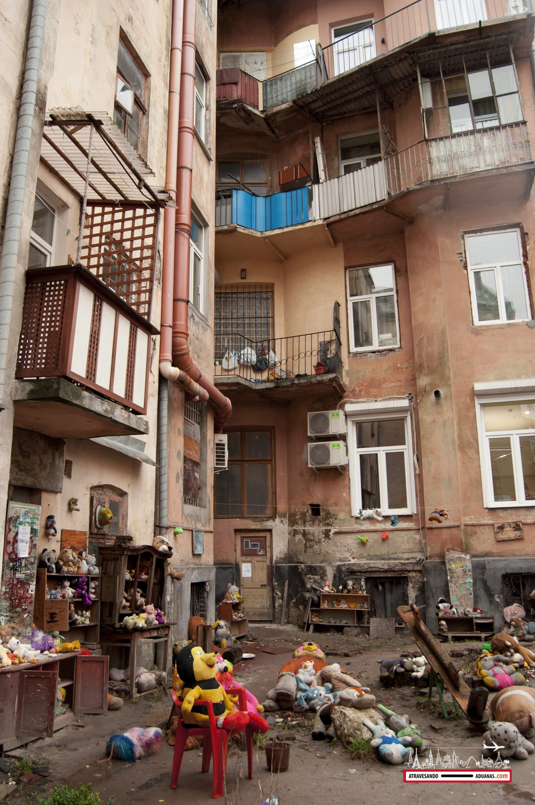 casa de los juguetes de lviv