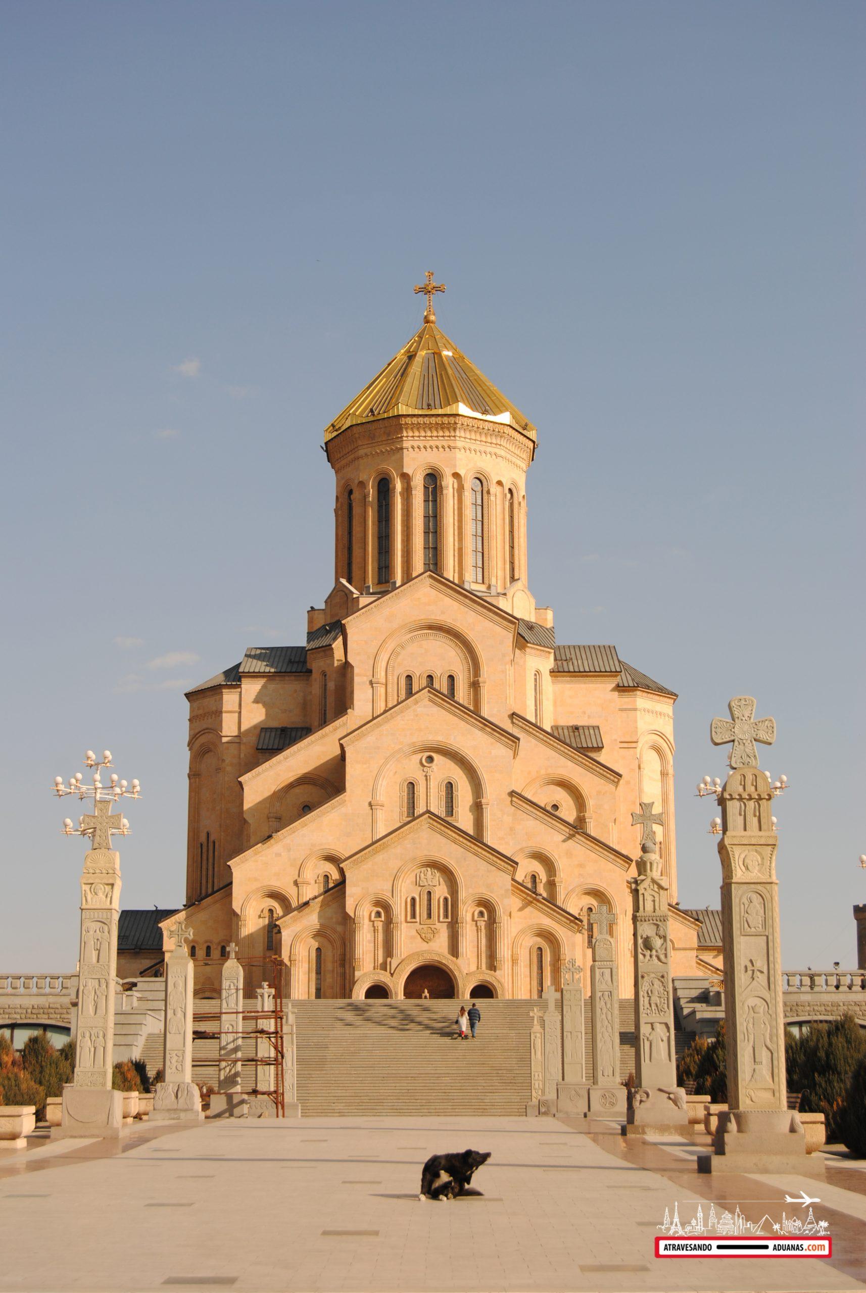 Catedral de la Santísima Trinidad de Tbilisi