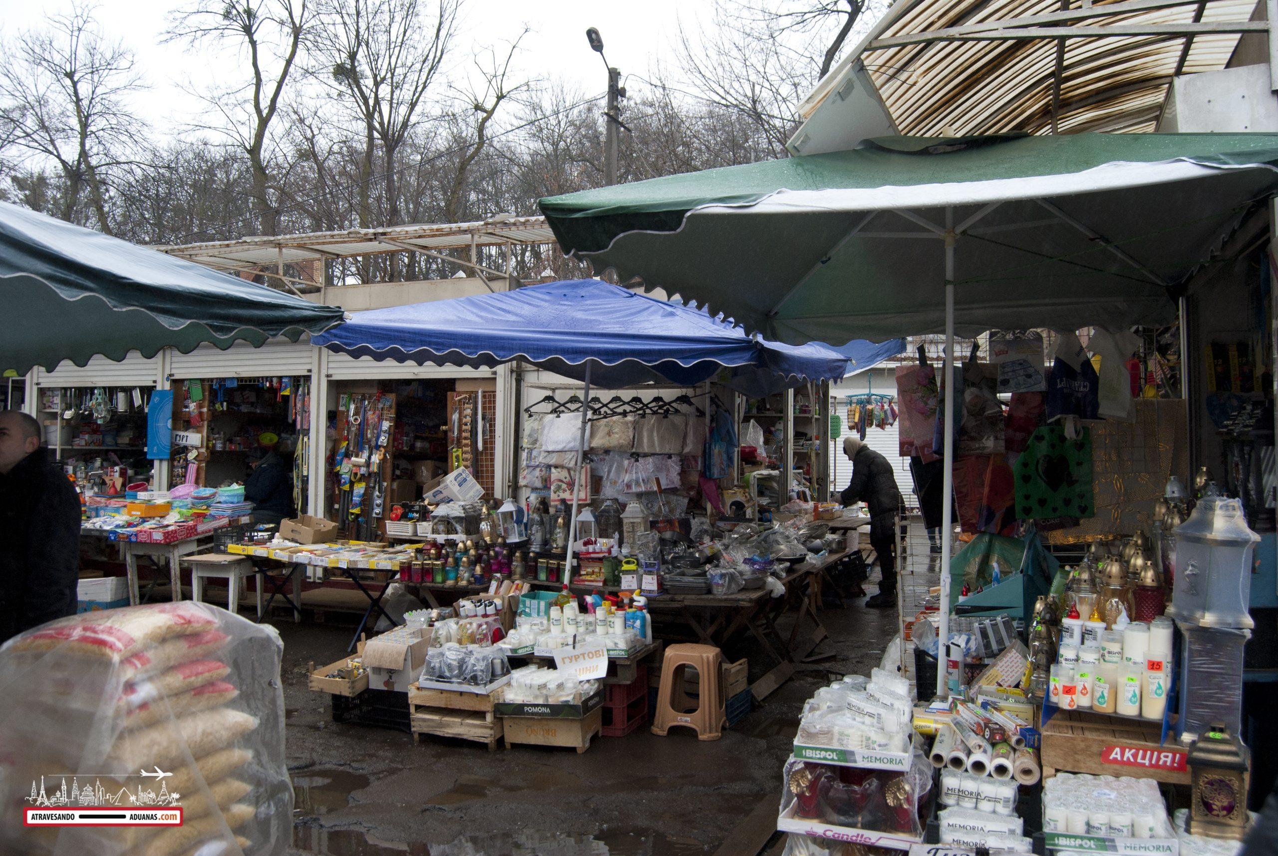 mercado exterior de krakivsky, lviv