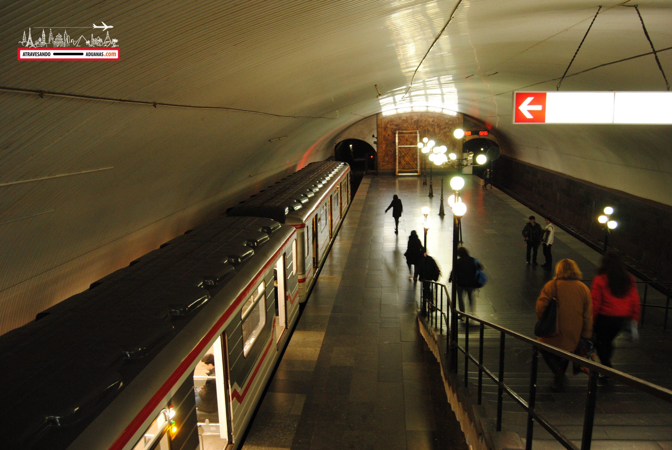 metro de tbilisi
