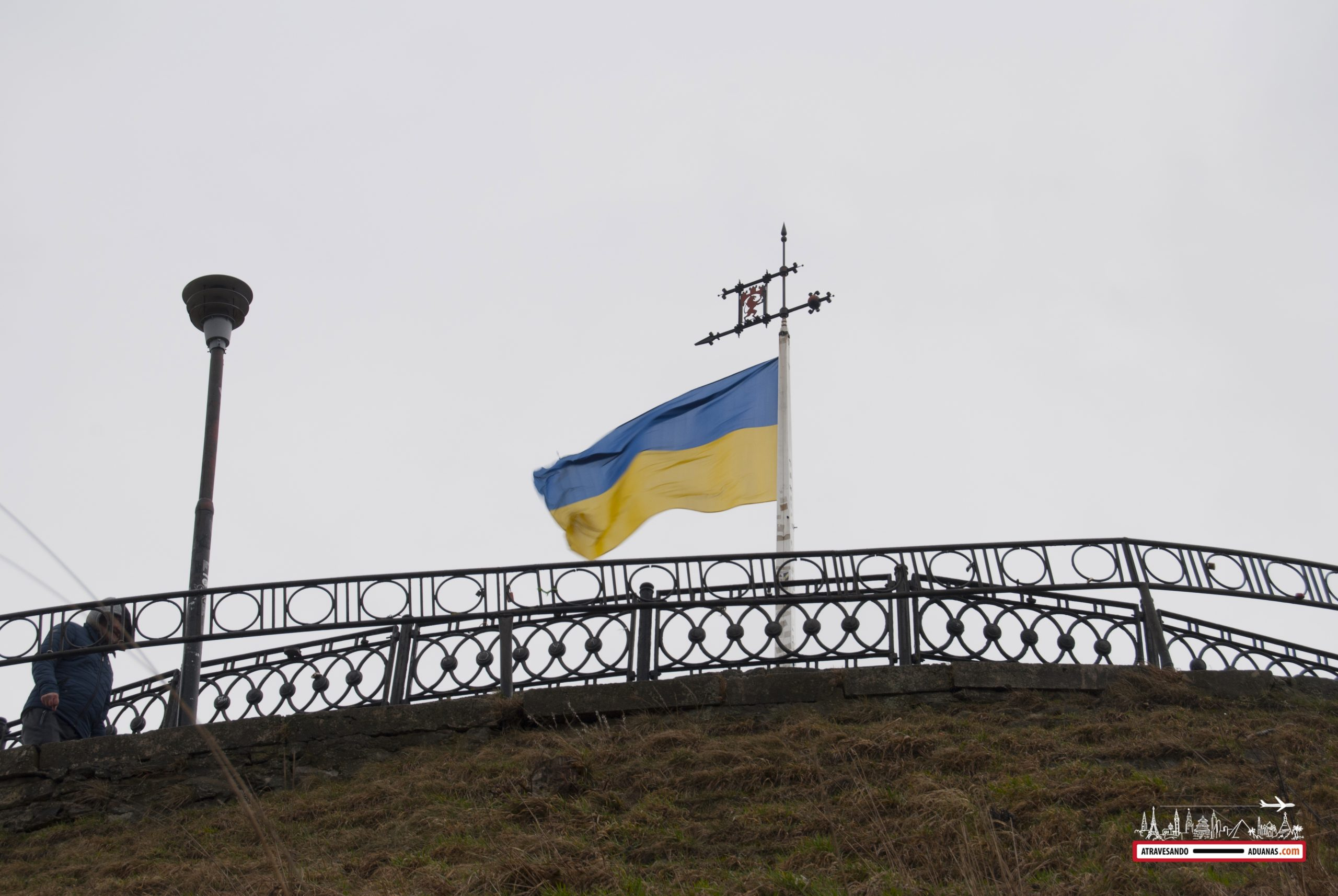 montículo de la unión de lublin de Lviv