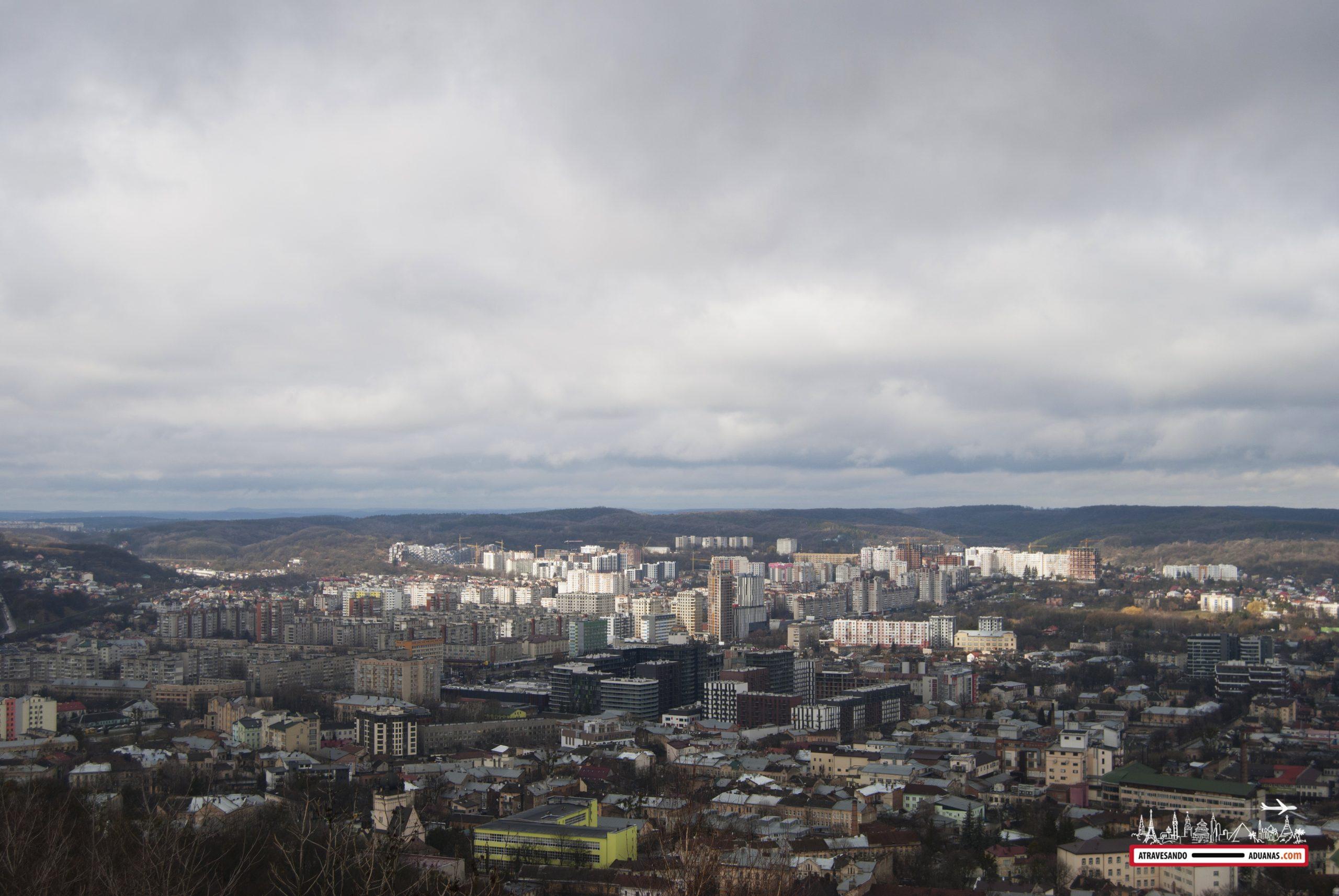 suburbios soviétios de lviv