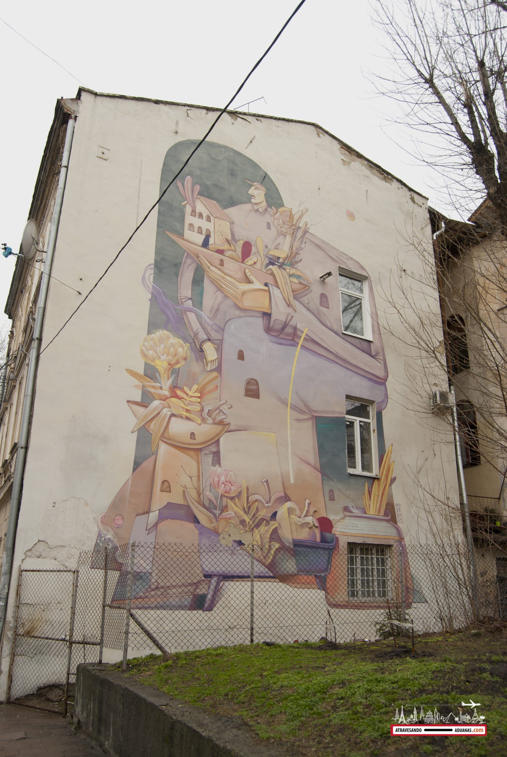 street art en lviv