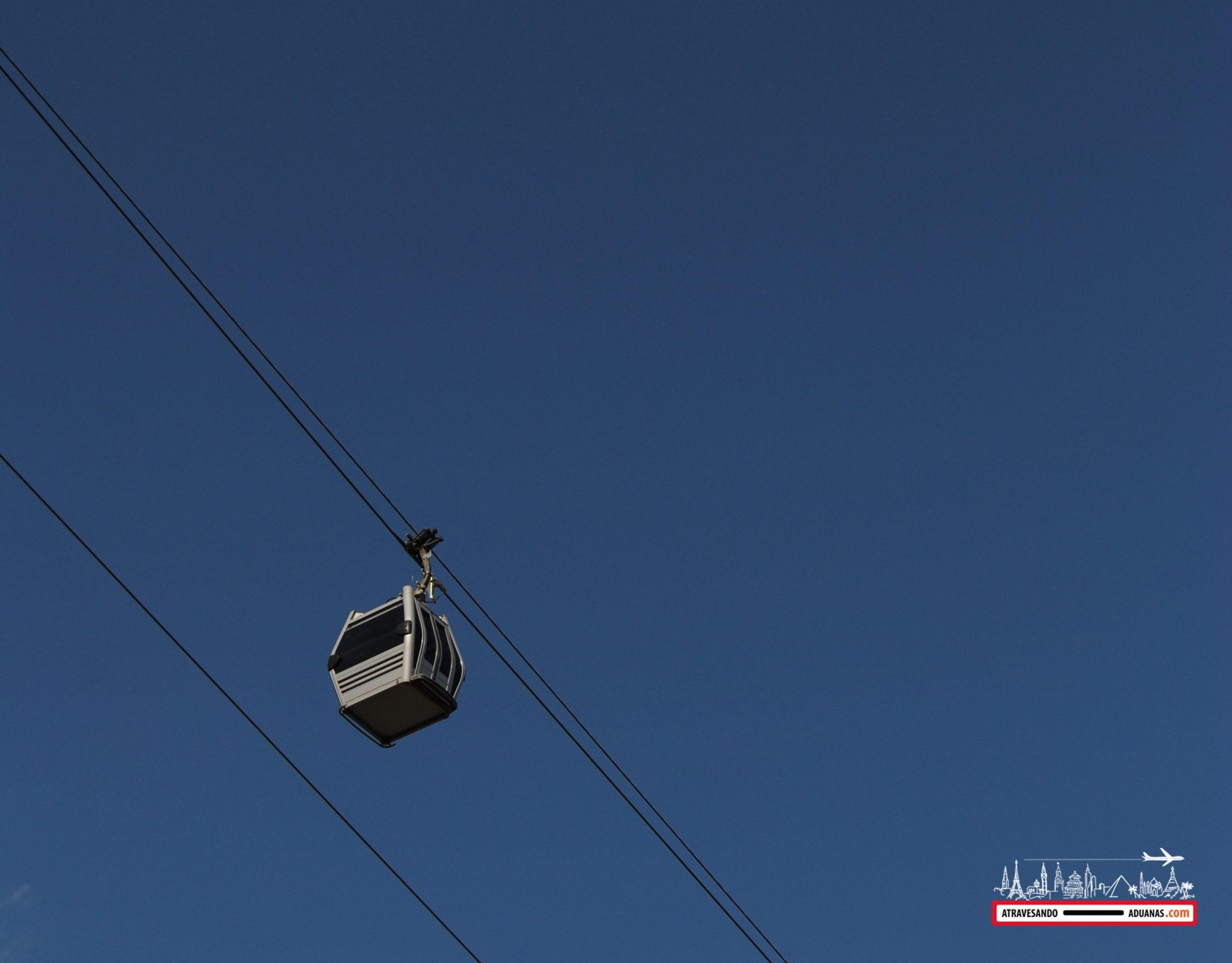 teleférico de Rike - Narikala de Tbilisi