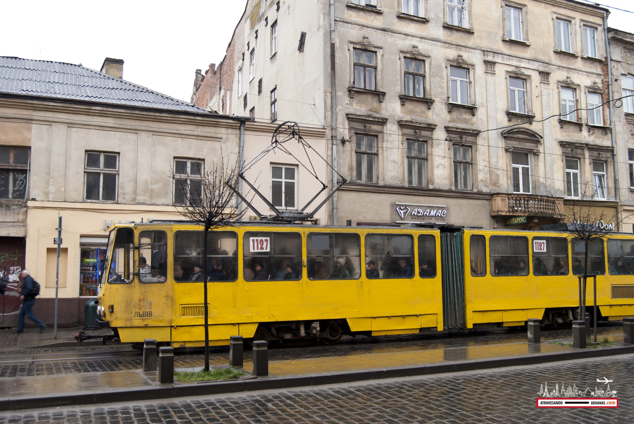 Tranvía de Lviv