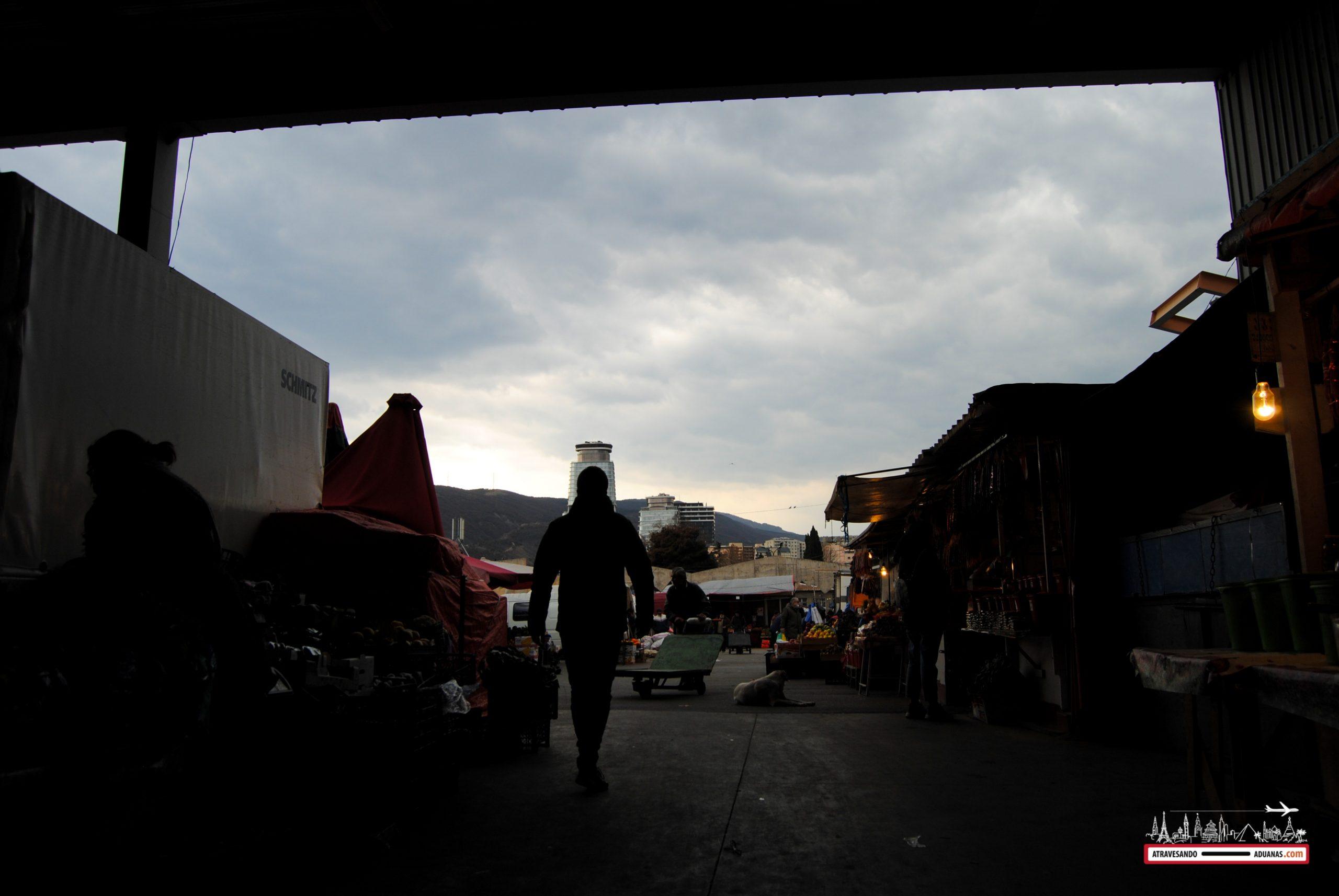 dezerter bazaar de tbilisi