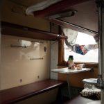 10 cosas que debes saber antes de viajar en la tercera clase de los trenes ucranianos