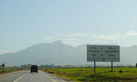 10 lecciones de un viaje en coche por Marruecos