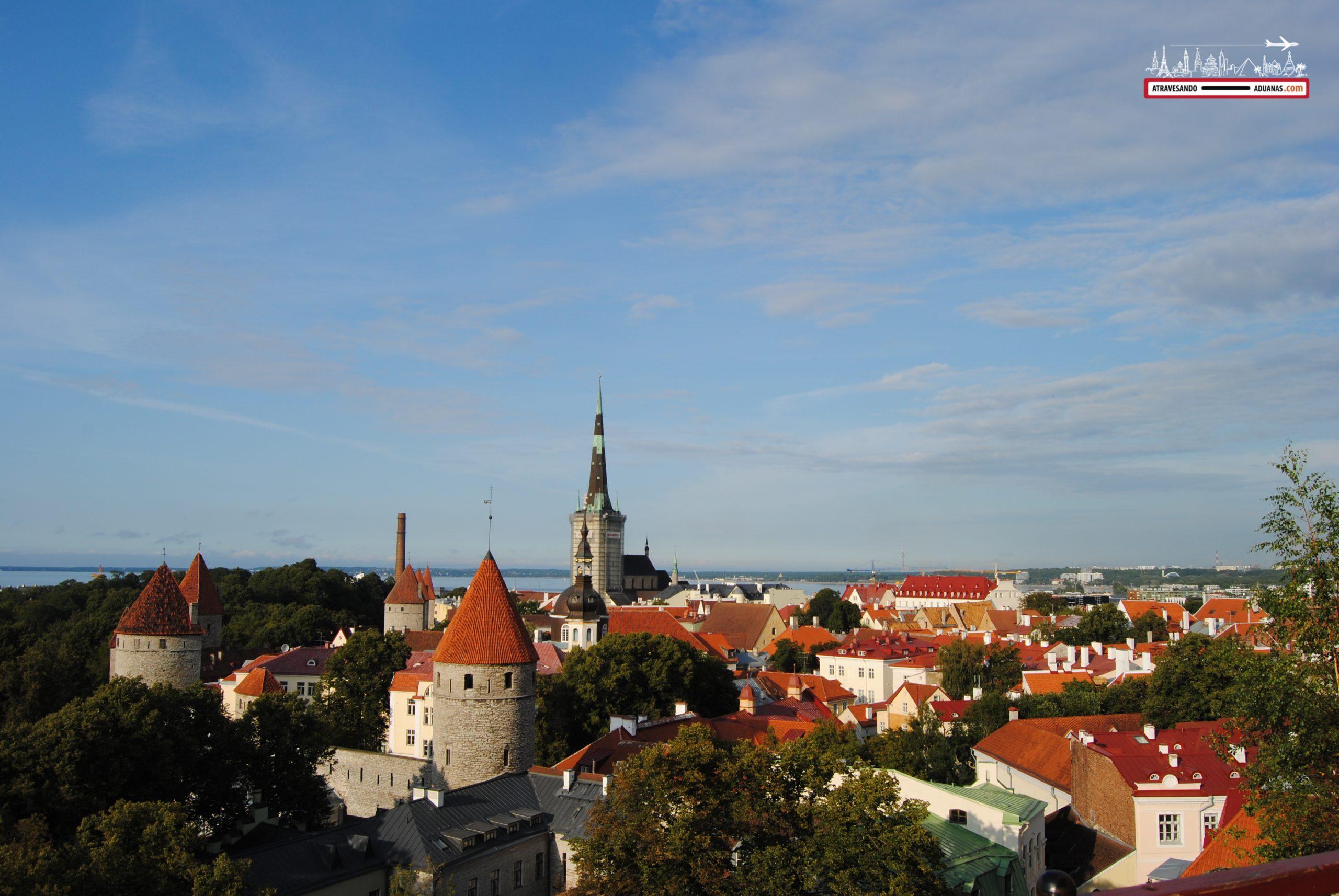 Mirador de Patkuli, Tallinn