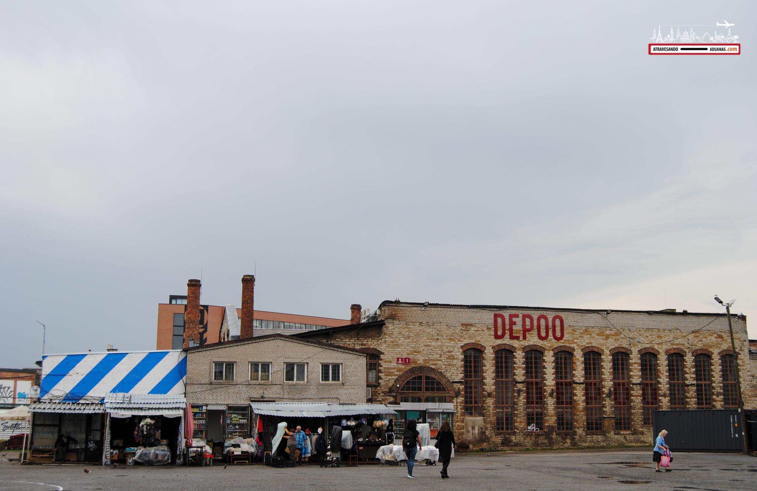 Depoo, Tallinn