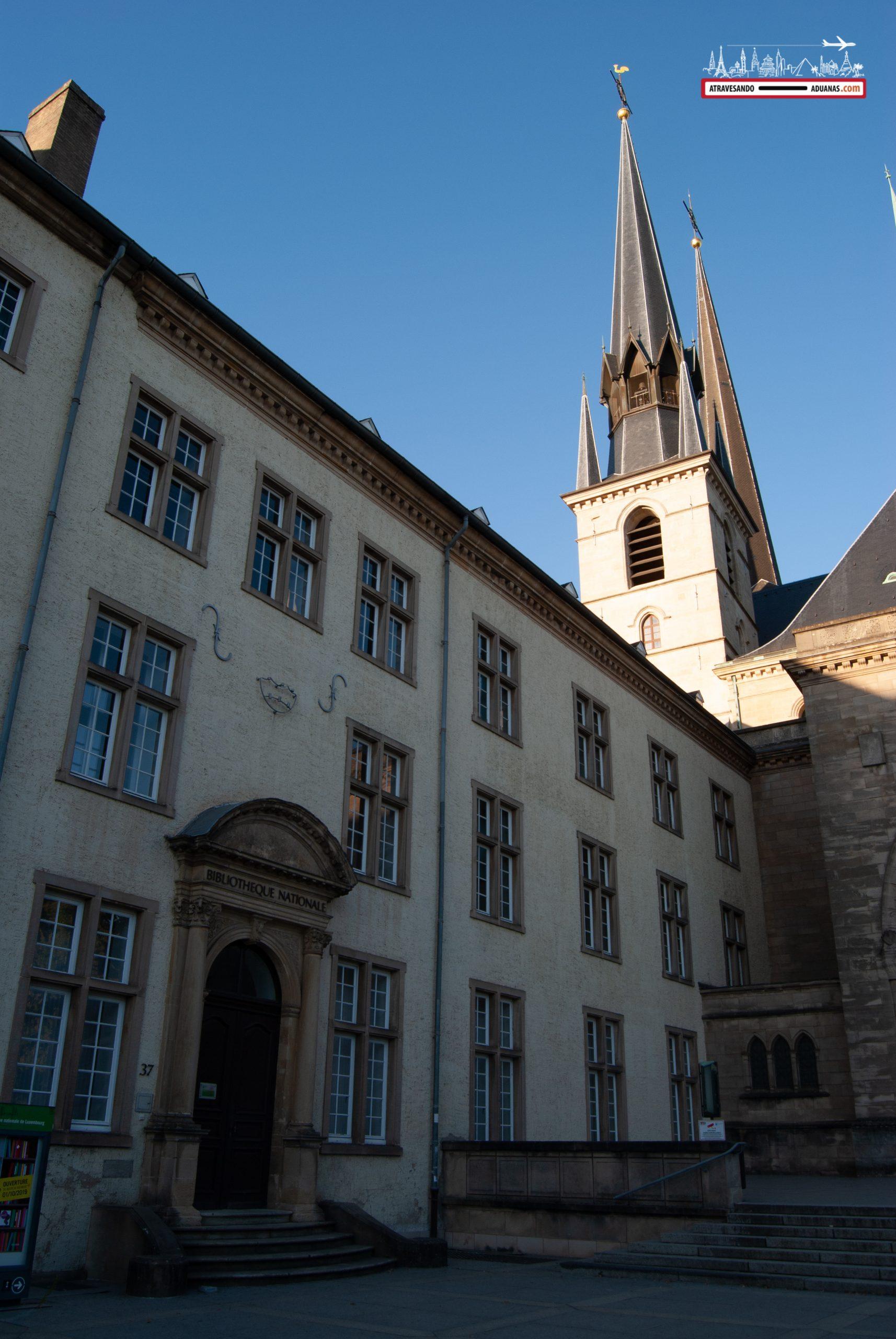 La Catedral de Notre-Dame de Luxemburgo