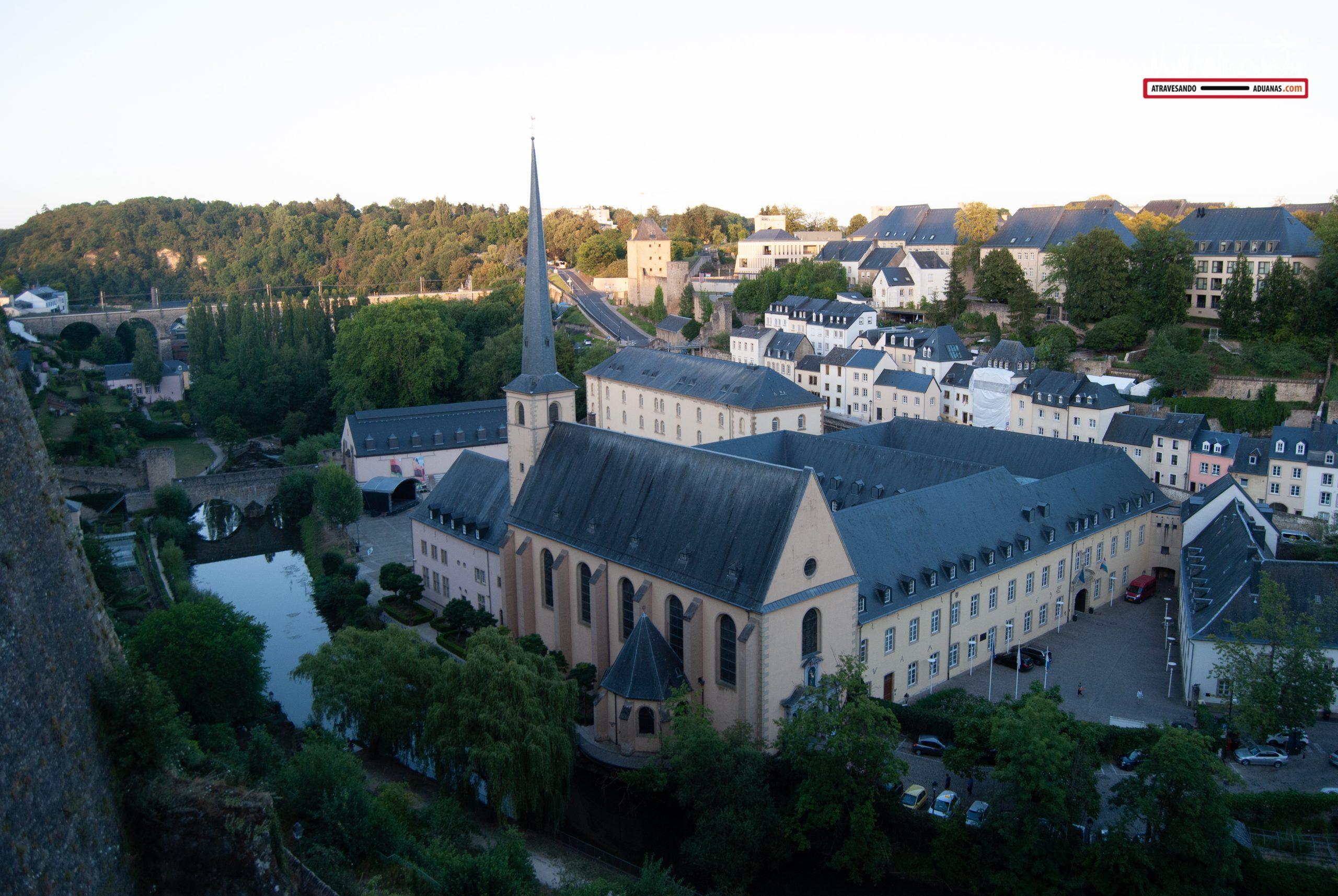 Neimënster, Luxemburgo
