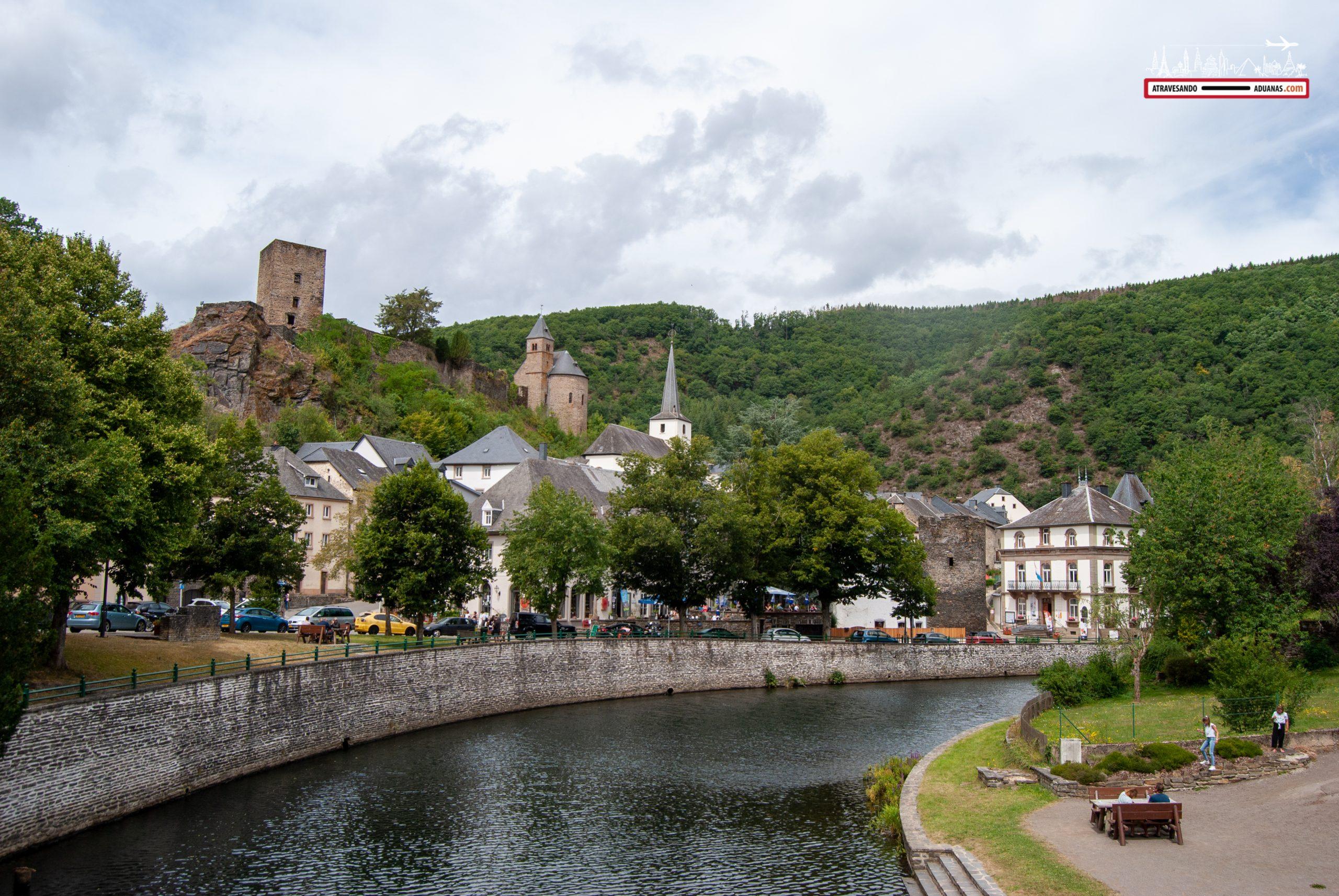 Esch-sur-Sûre, Luxemburgo