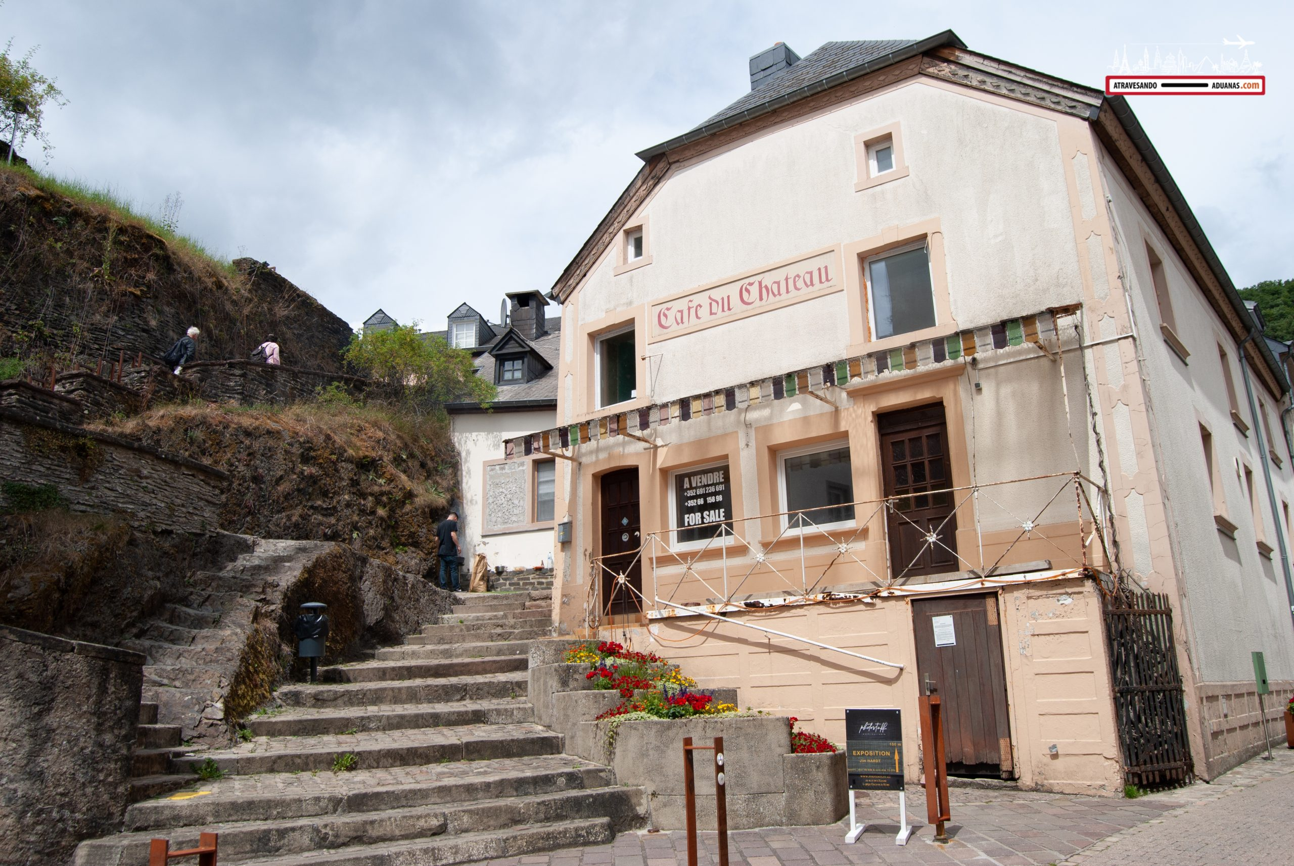 Casitas en esch-sur-sûre, luxemburgo