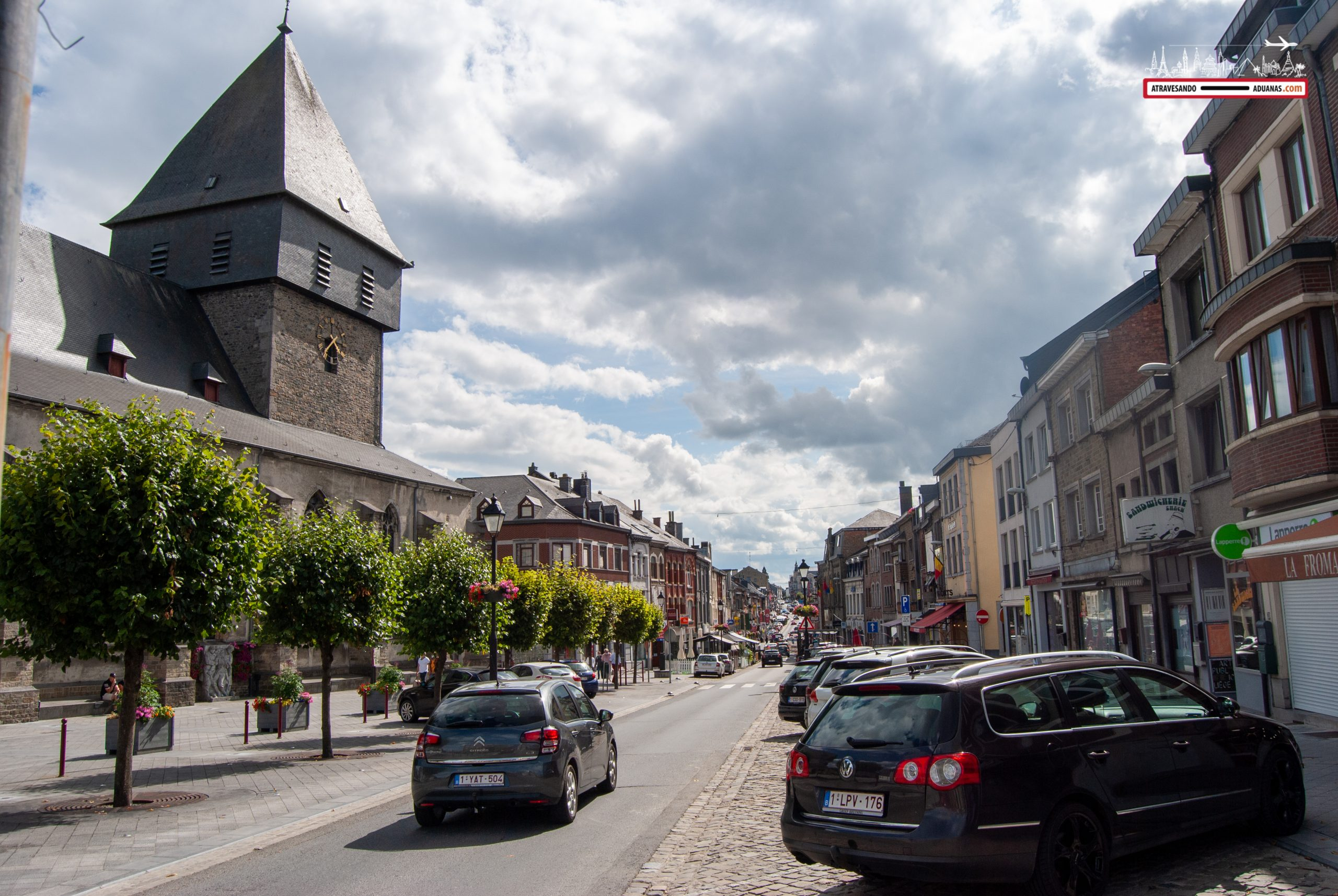Iglesia de Saint-Pierre en Bastoña