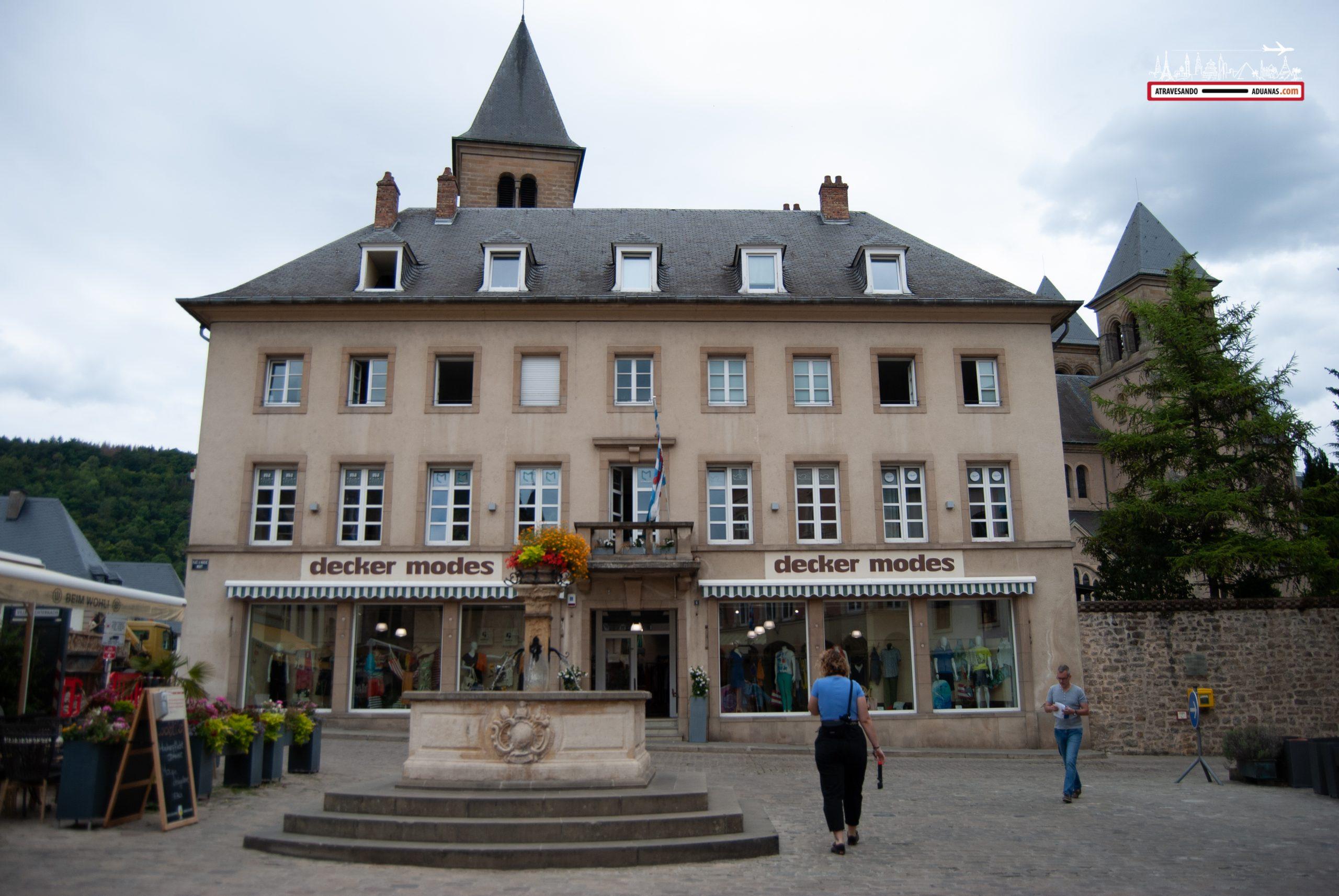 Echternach, Luxemburgo