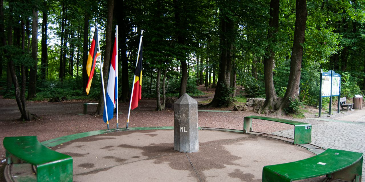 Visitando la triple frontera entre Alemania, Bélgica y Holanda