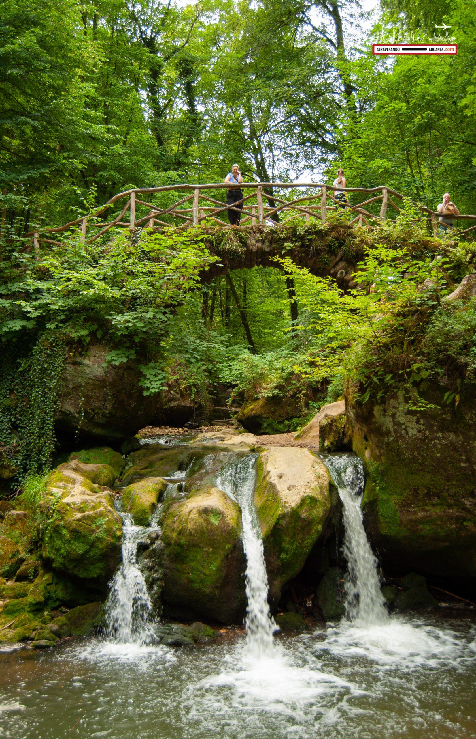 Cascada de Schiessentümpel, Luxemburgo