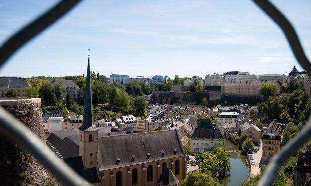 12 lugares imperdibles en Luxemburgo