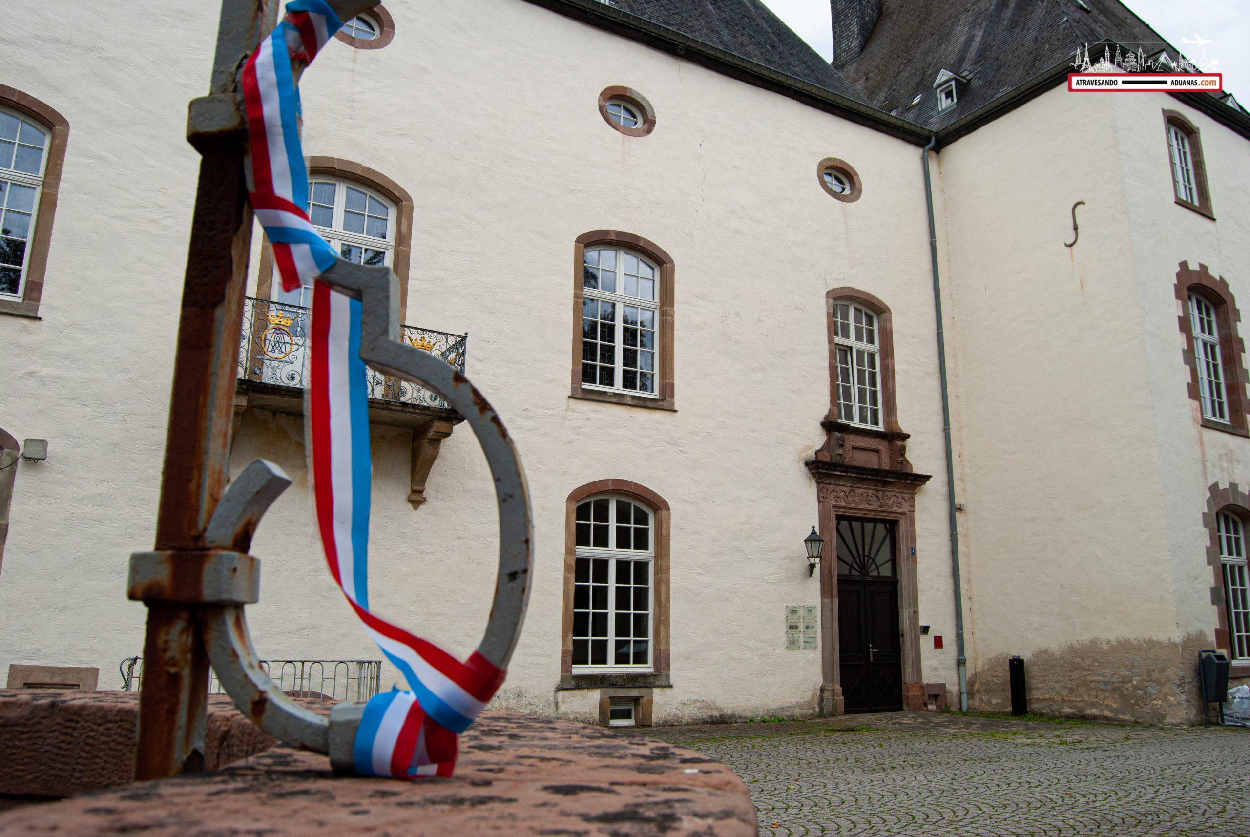 Castillo de Wiltz, Luxemburgo