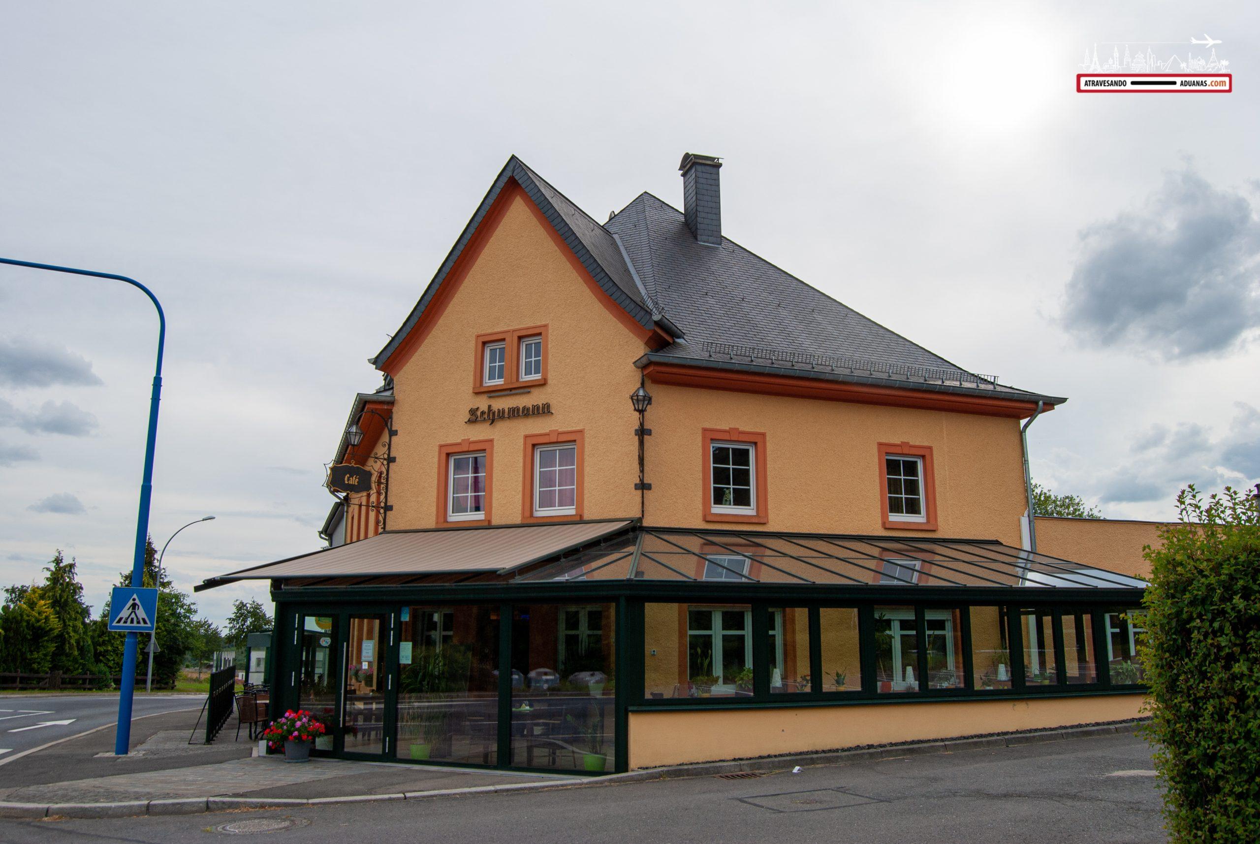Schumann Cafe