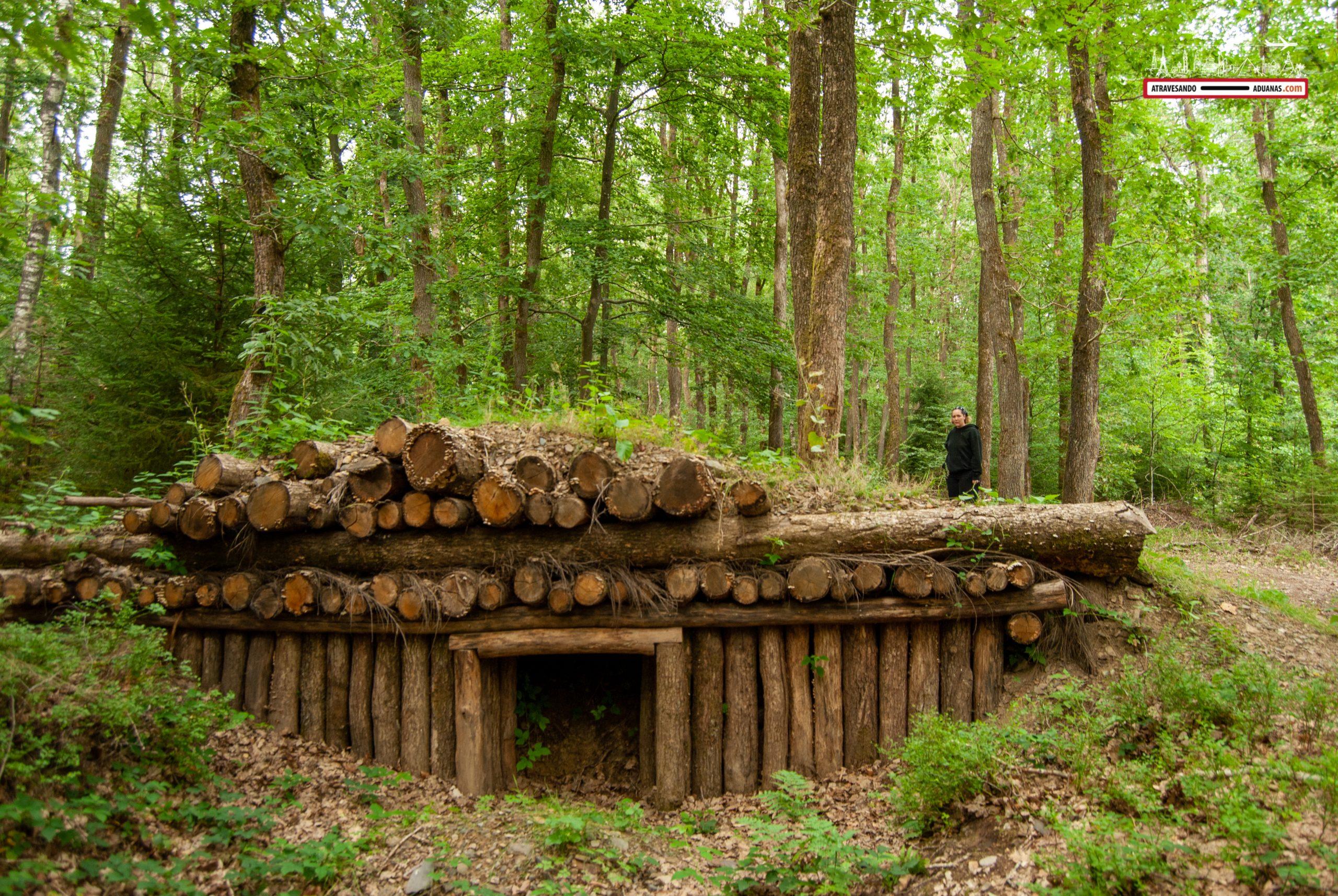 bosque de las Ardenas, Luxemburgo