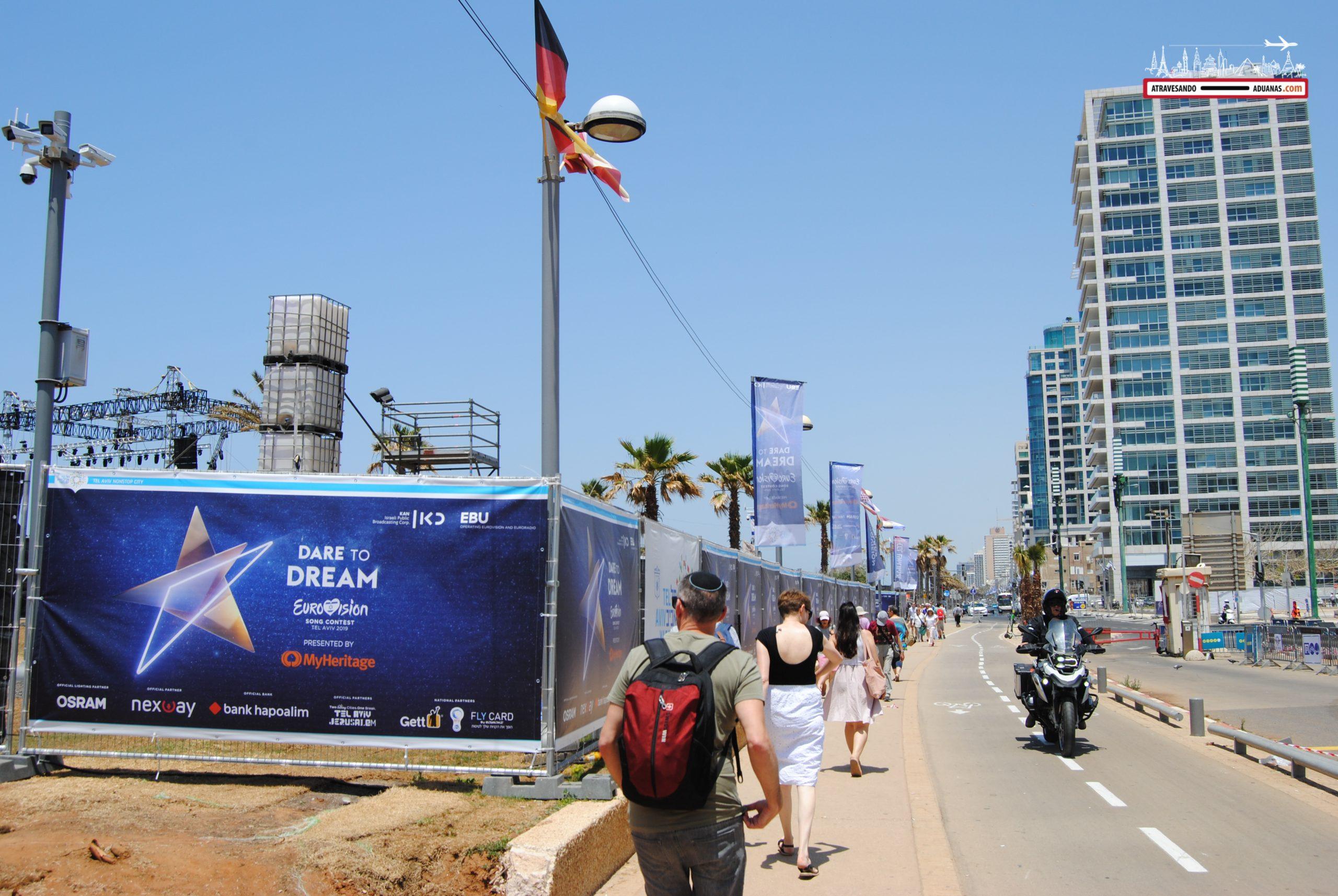 Festival de Eurovisión 2019 en Tel Aviv