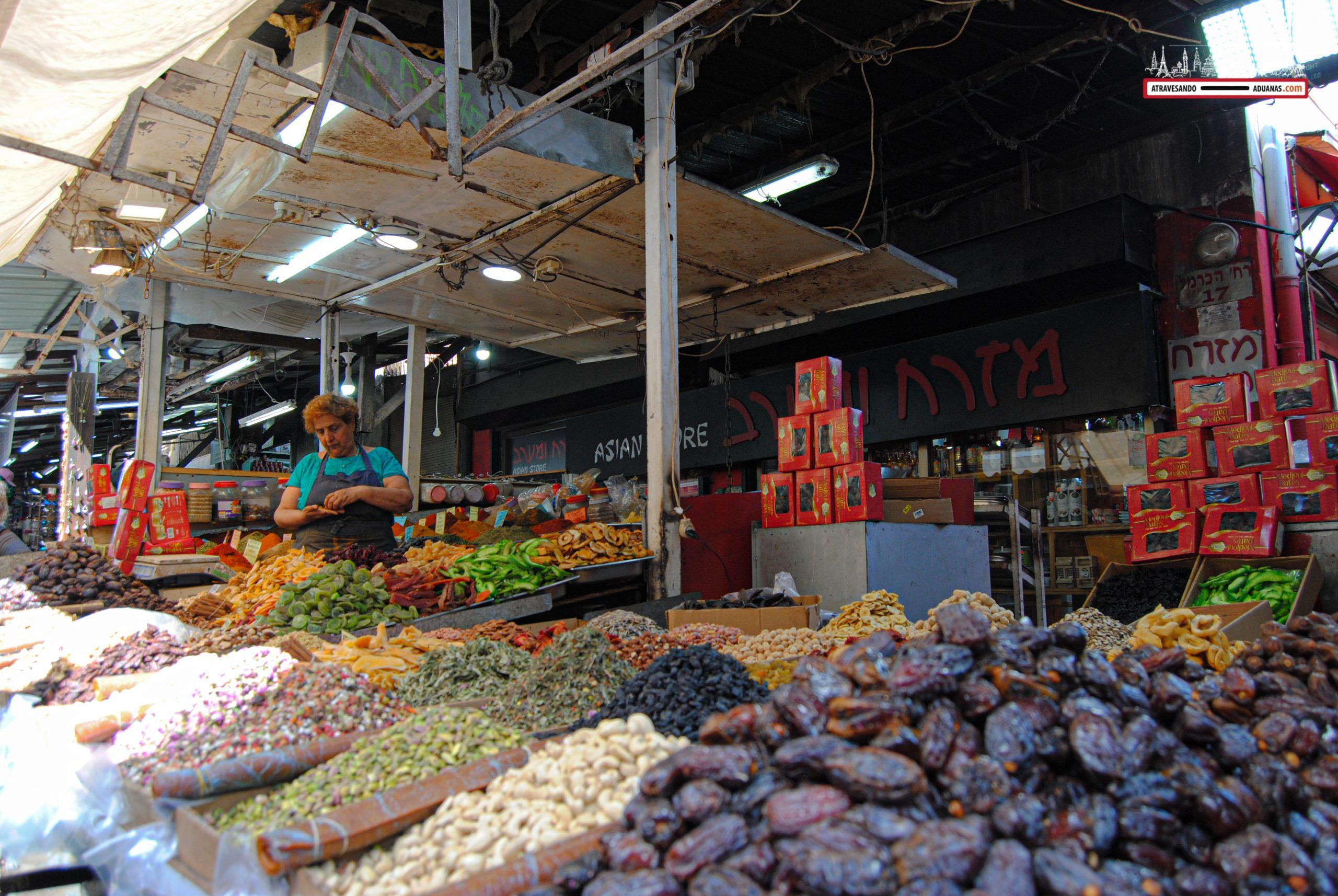 Caramel market, Tel Aviv